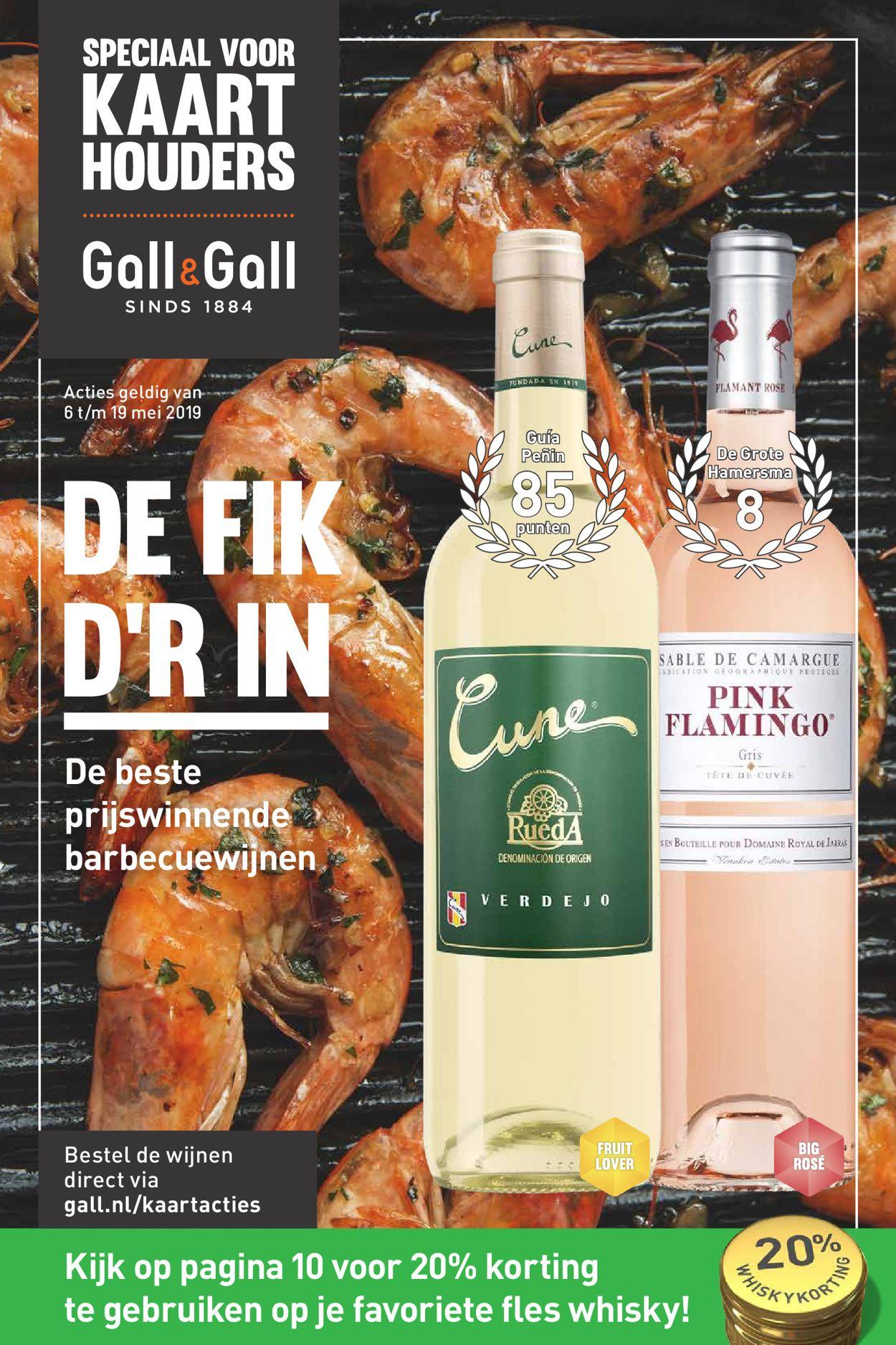 Gall & Gall Folder - 06.05-19.05.2019