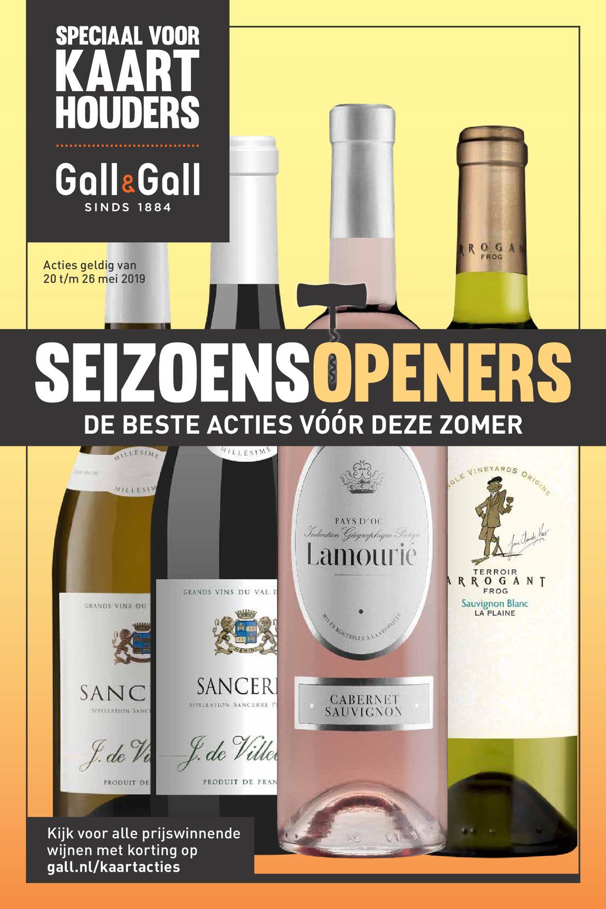 Gall & Gall Folder - 20.05-26.05.2019