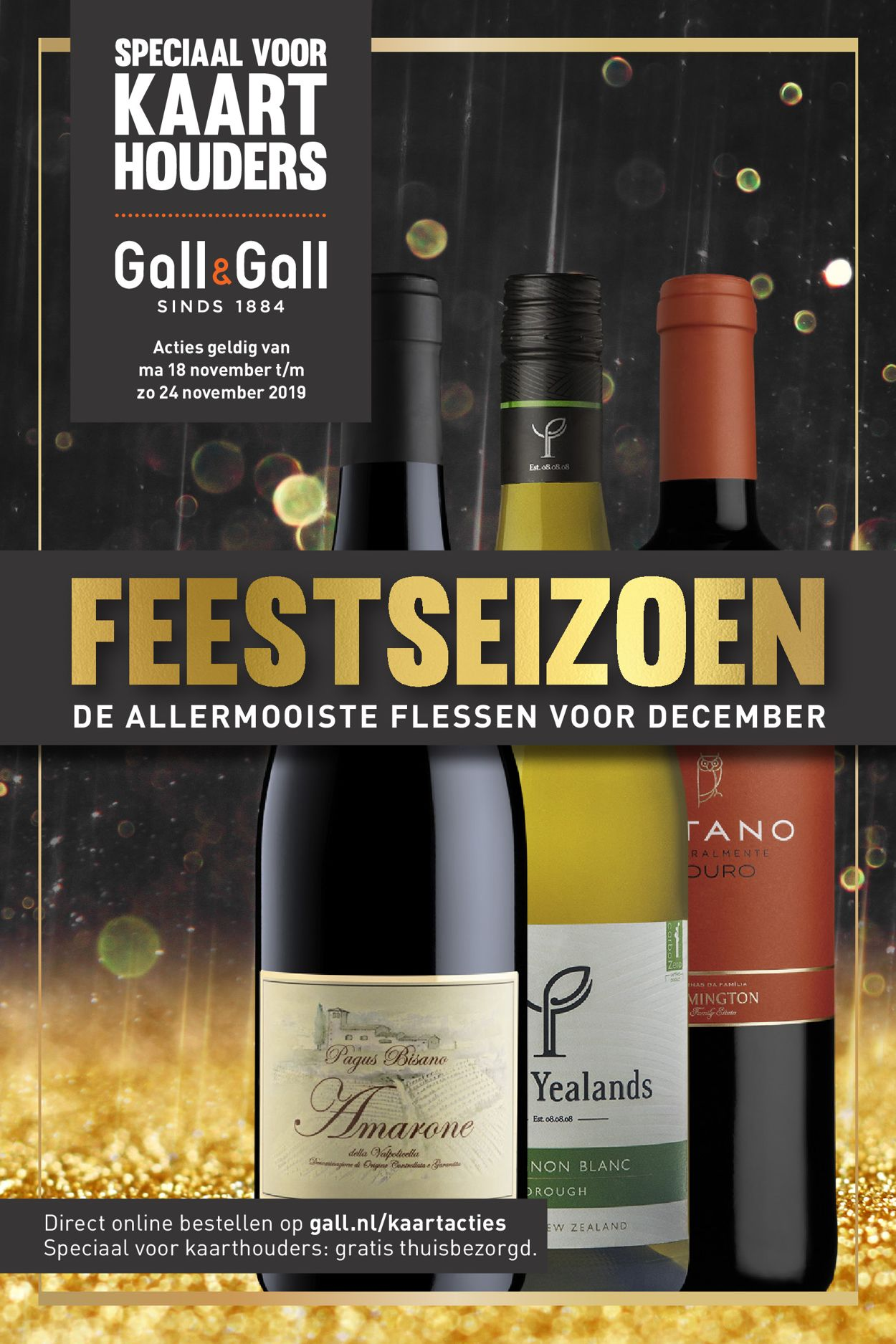 Gall & Gall Folder - 18.11-24.11.2019