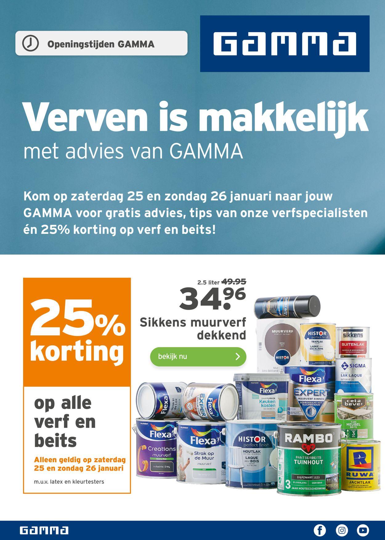 Gamma Folder - 27.01-02.02.2020