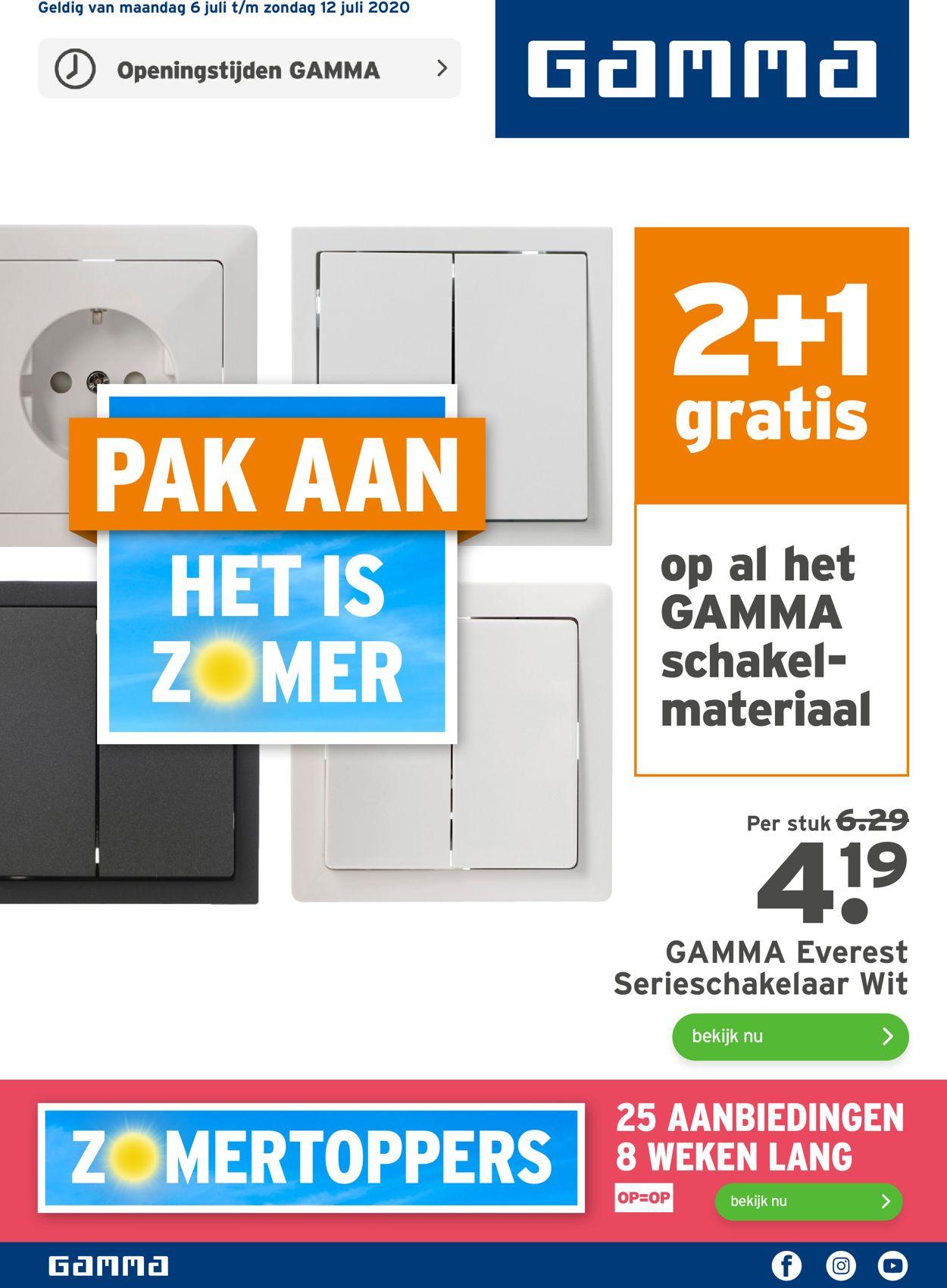 Gamma Folder - 06.07-12.07.2020