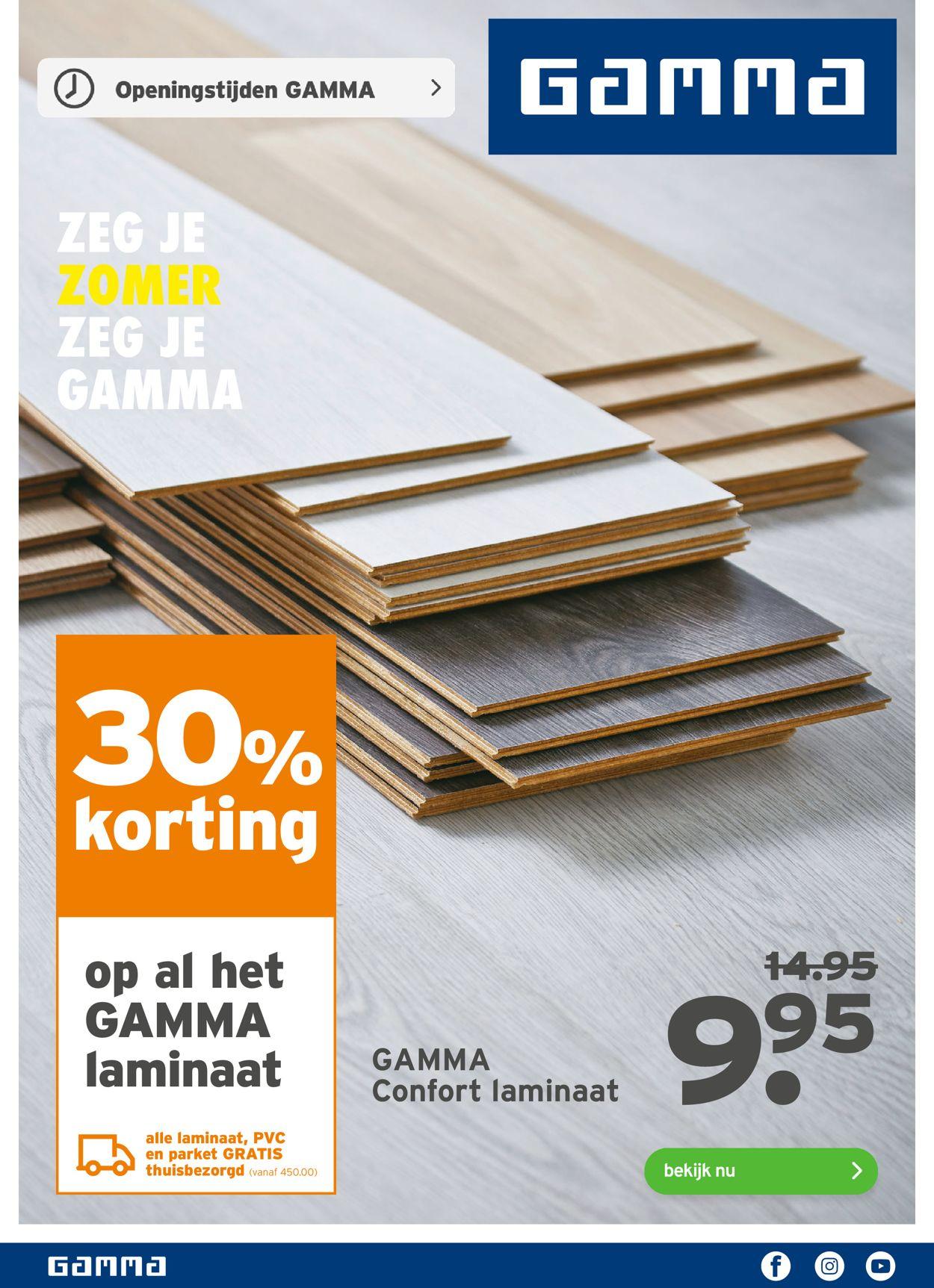 Gamma Folder - 15.07-21.07.2019