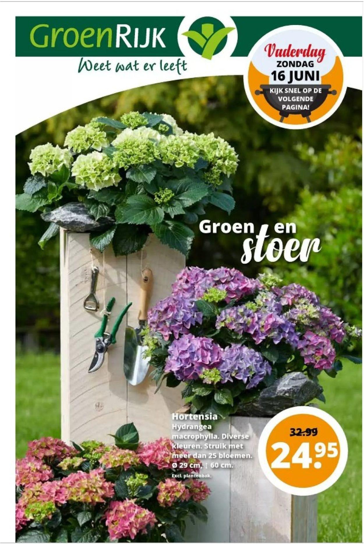 GroenRijk Folder - 12.06-18.06.2019
