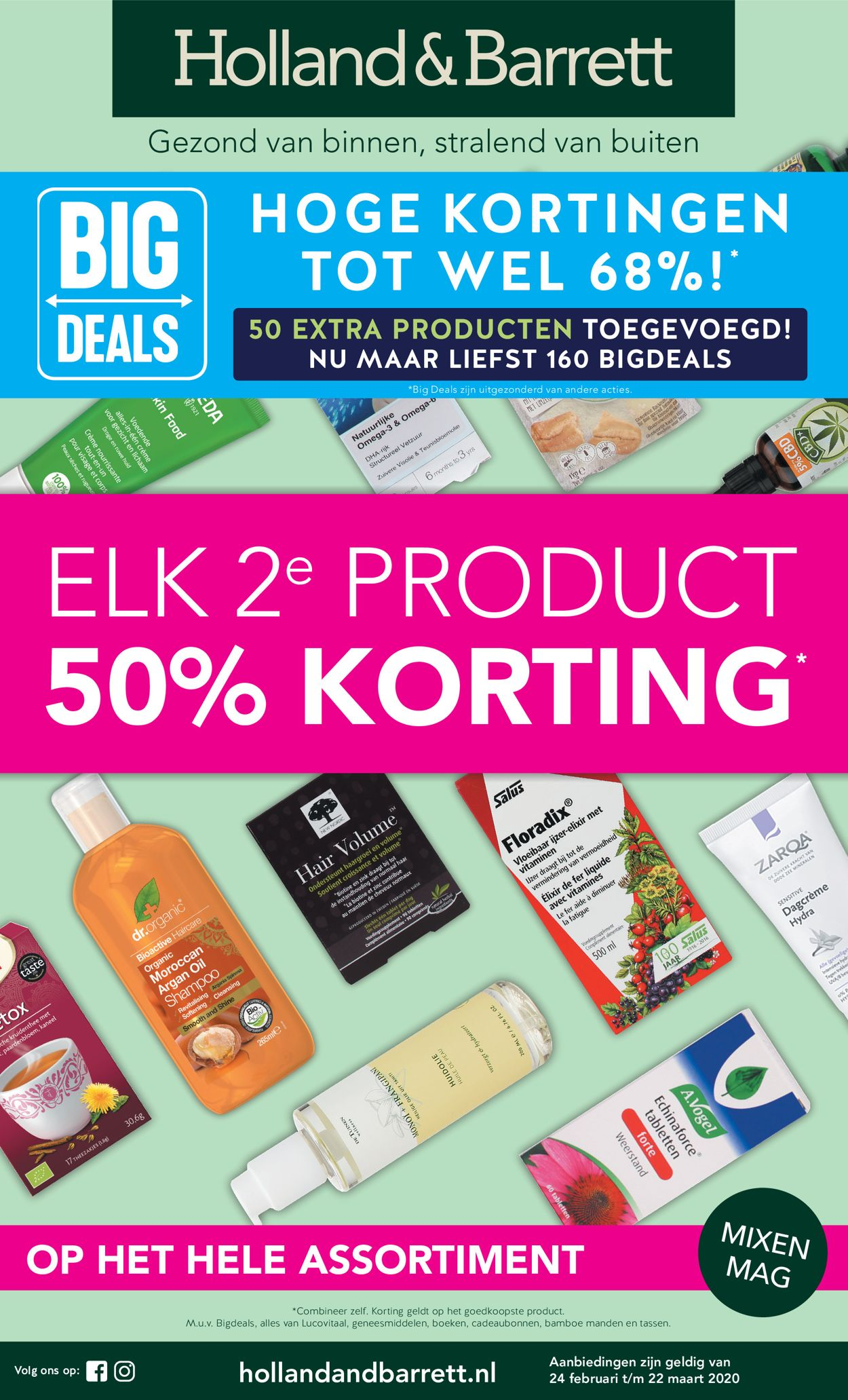 Holland & Barrett Folder - 24.02-22.03.2020