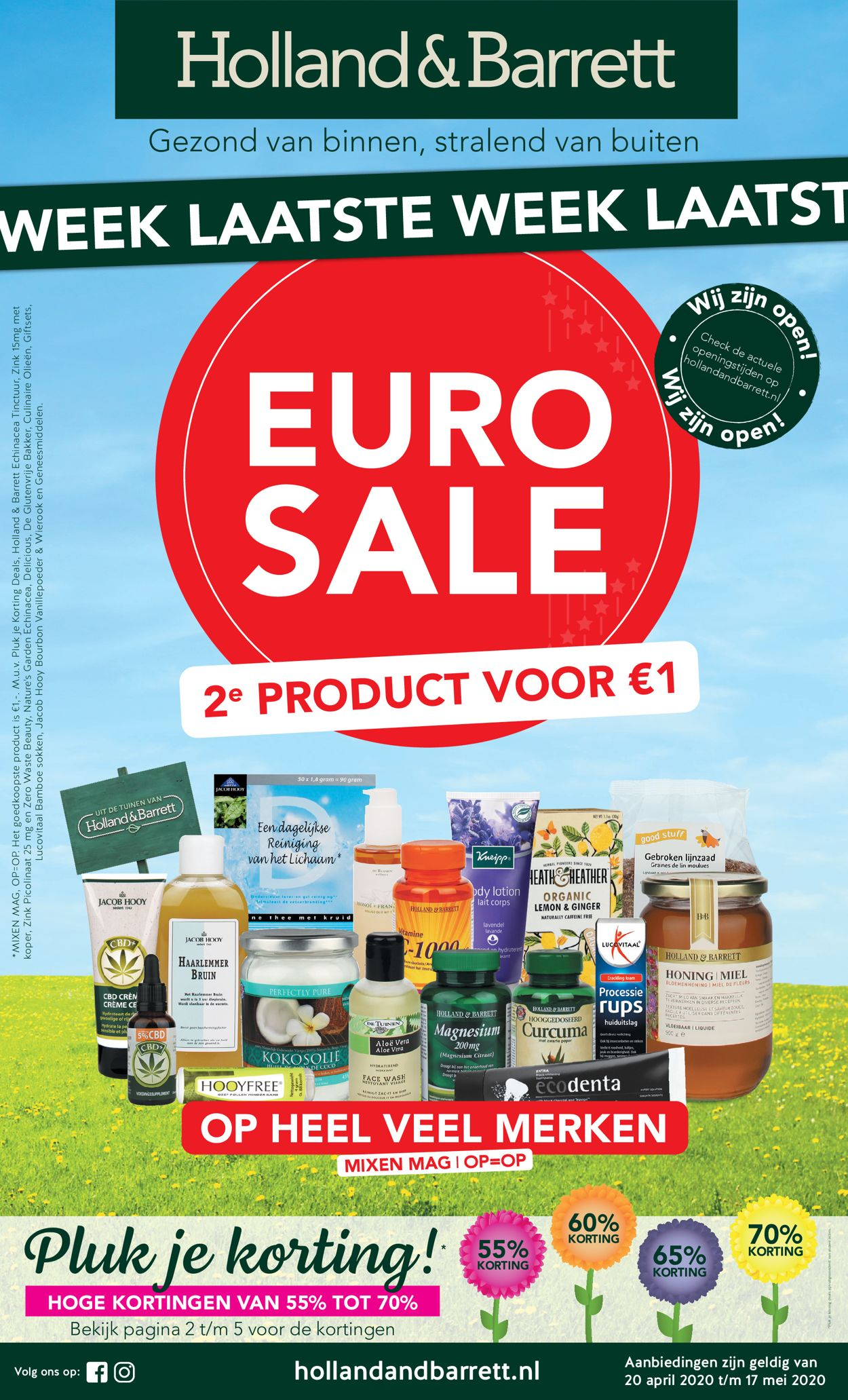 Holland & Barrett Folder - 20.04-17.05.2020