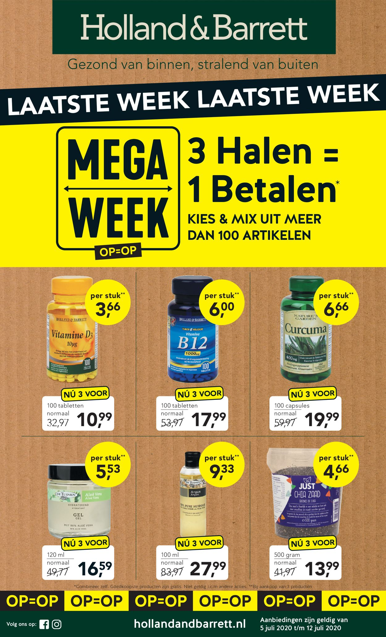 Holland & Barrett Folder - 05.07-12.07.2020