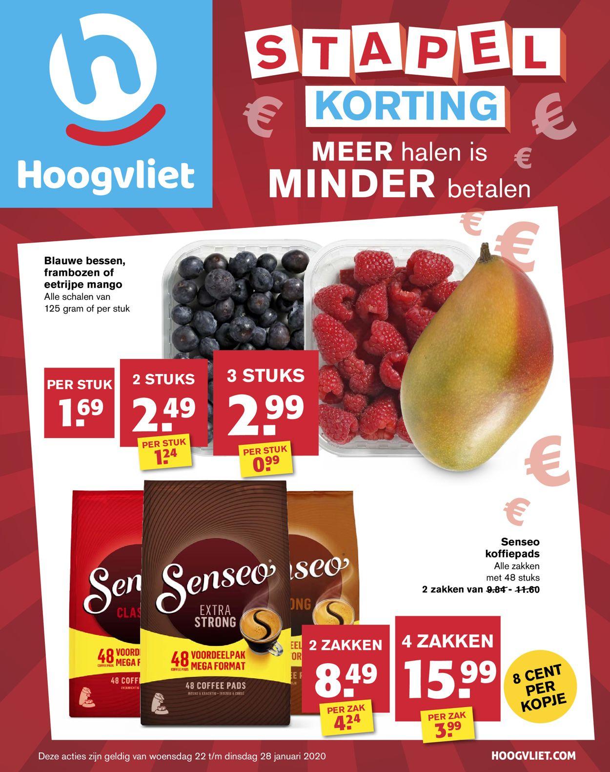 Hoogvliet Folder - 22.01-28.01.2020