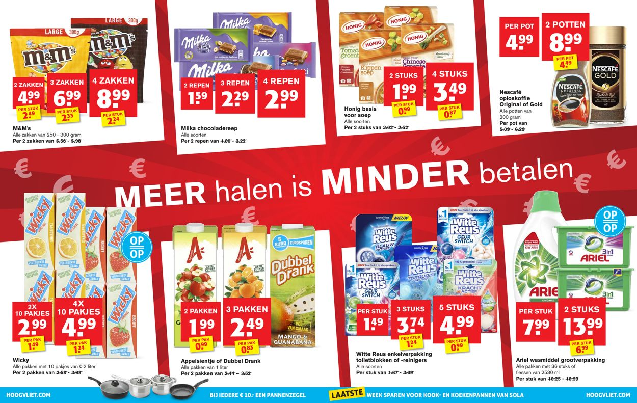 Hoogvliet Folder - 29.01-04.02.2020 (Pagina 3)