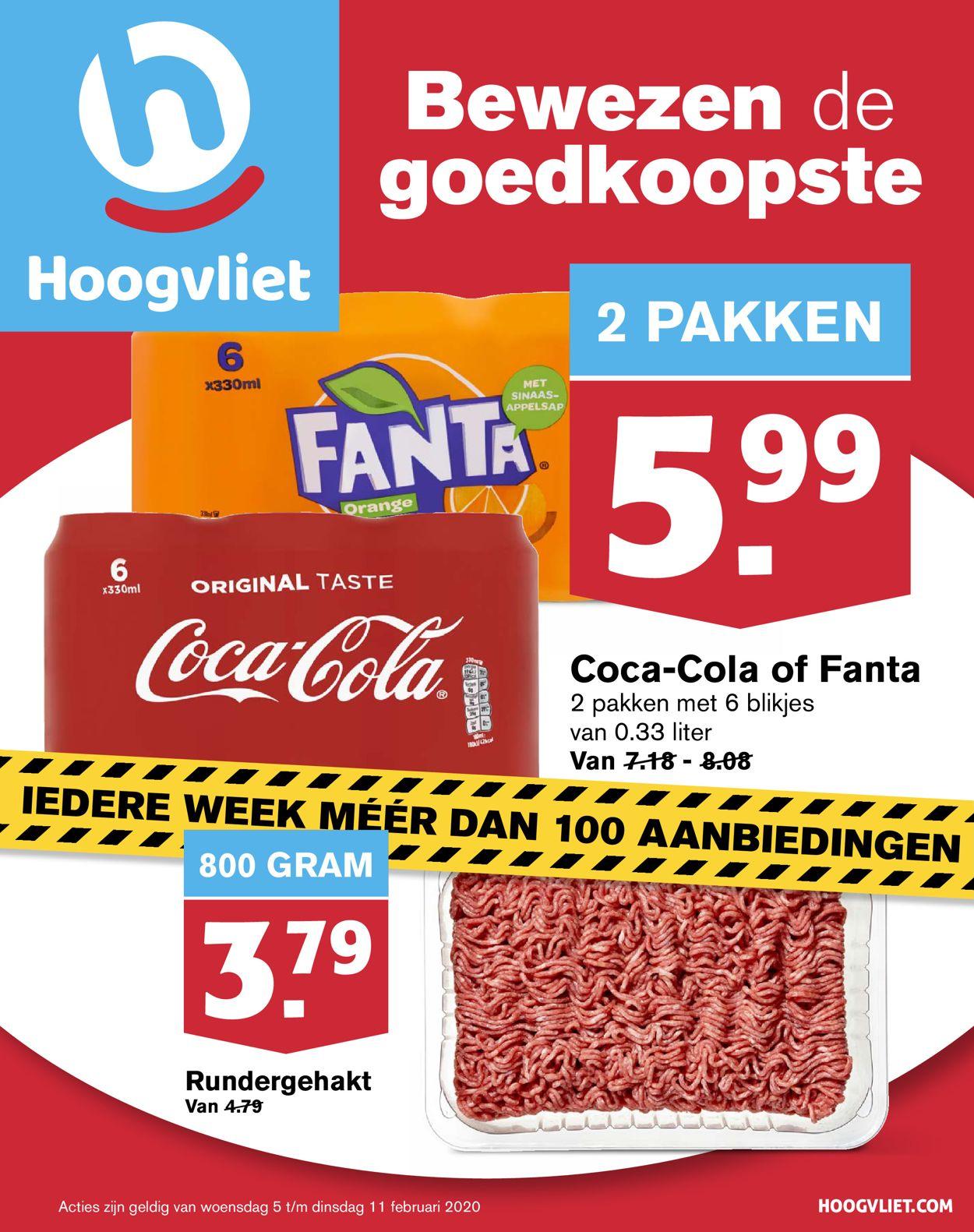Hoogvliet Folder - 05.02-11.02.2020