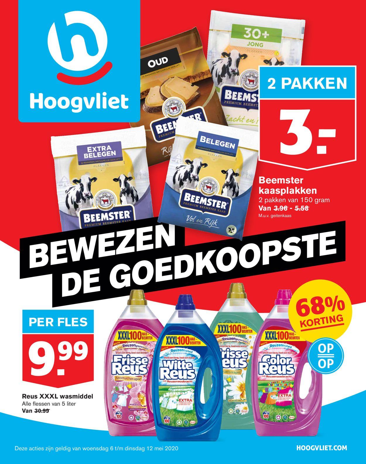 Hoogvliet Folder - 06.05-12.05.2020