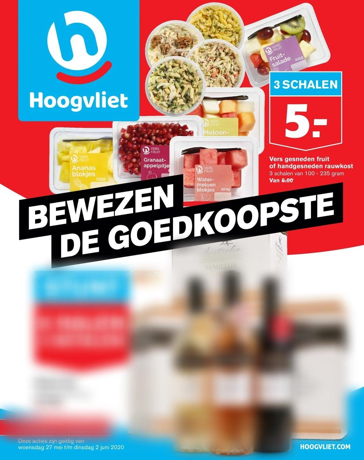 Hoogvliet Folder - 27.05-02.06.2020