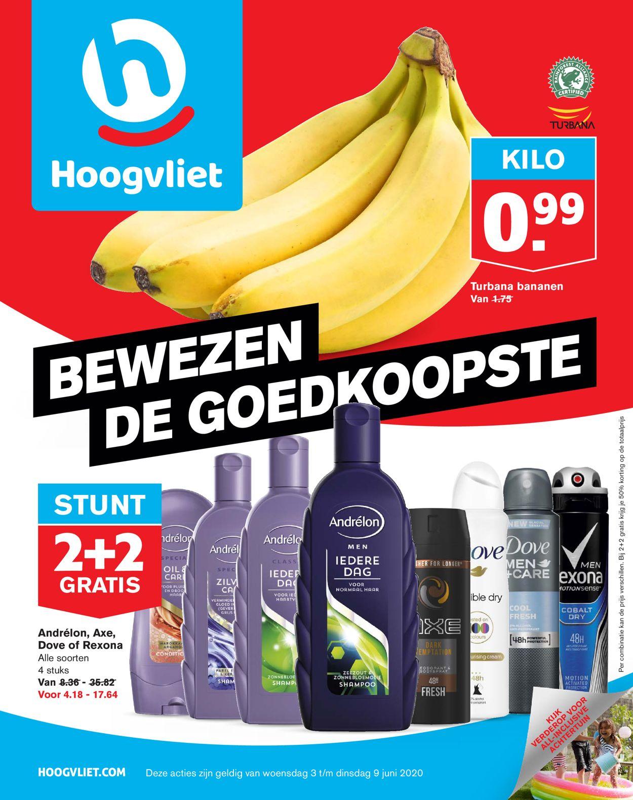 Hoogvliet Folder - 03.06-09.06.2020
