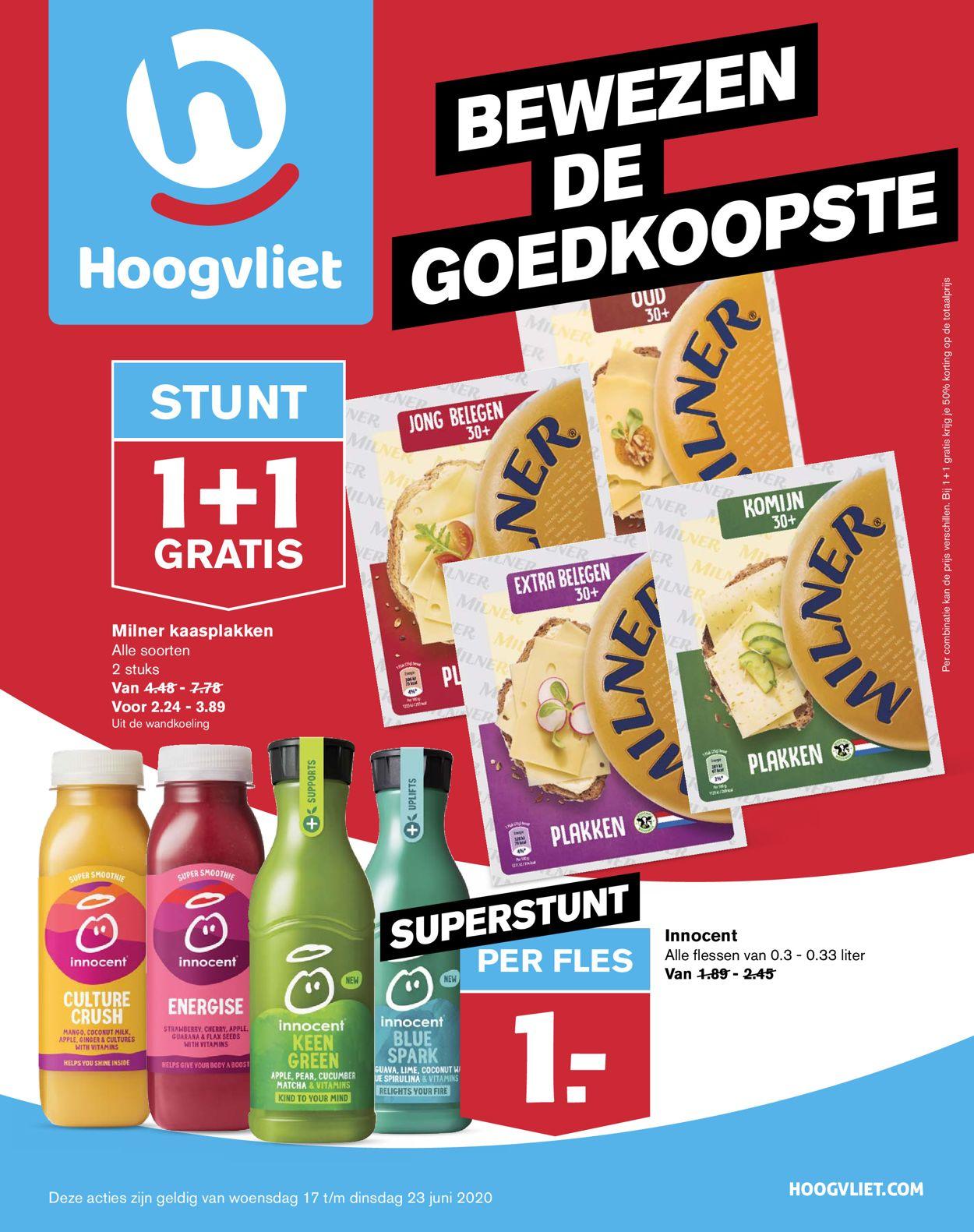 Hoogvliet Folder - 17.06-23.06.2020