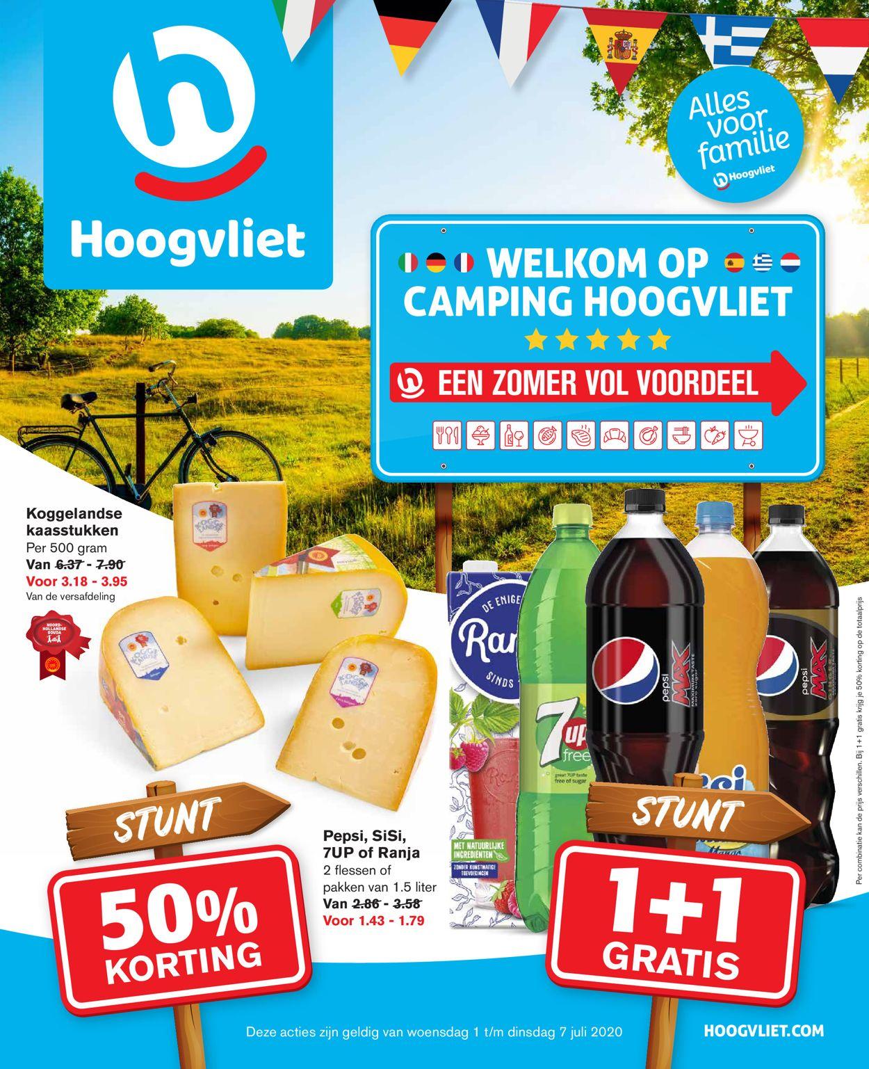 Hoogvliet Folder - 01.07-07.07.2020