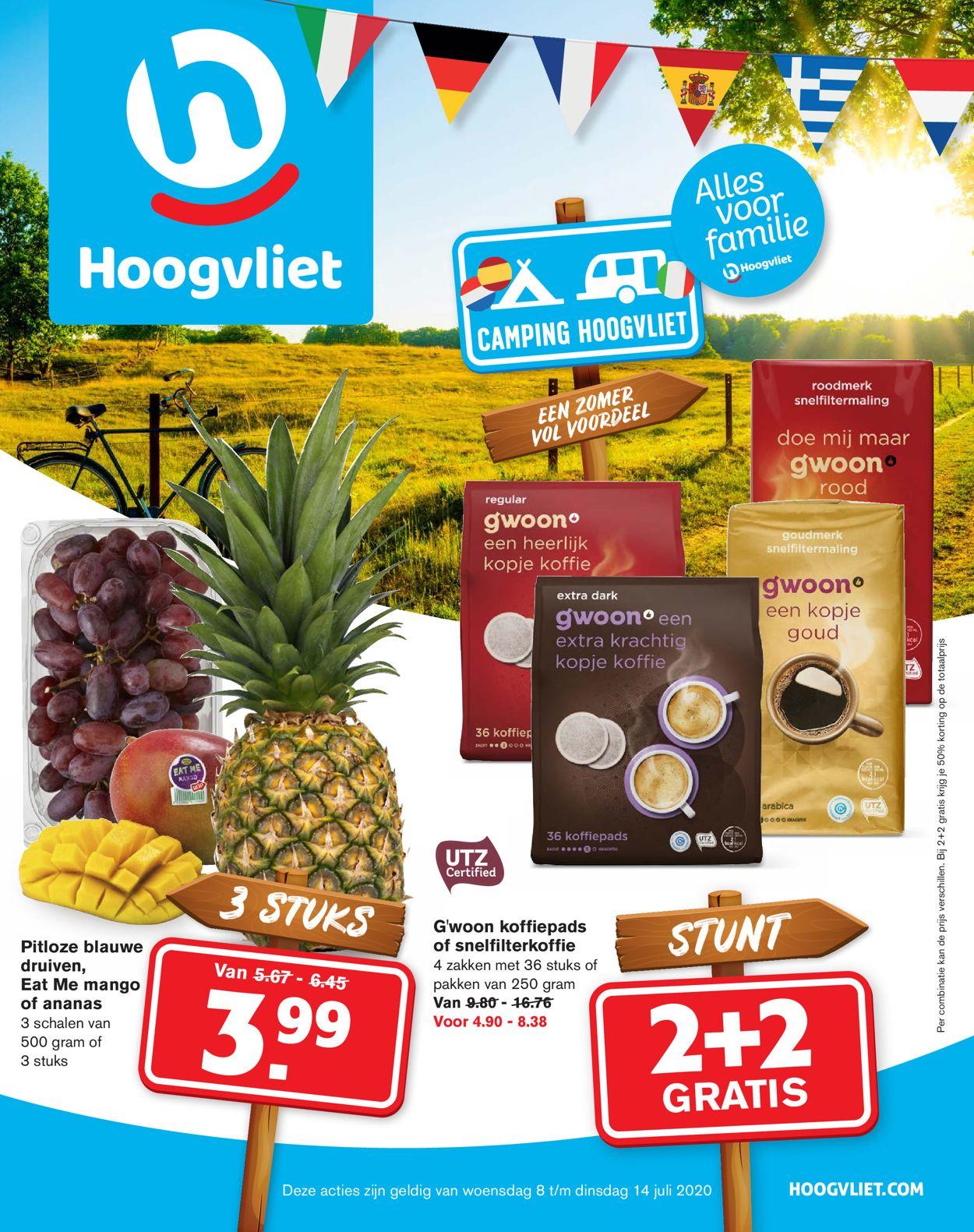 Hoogvliet Folder - 08.07-14.07.2020