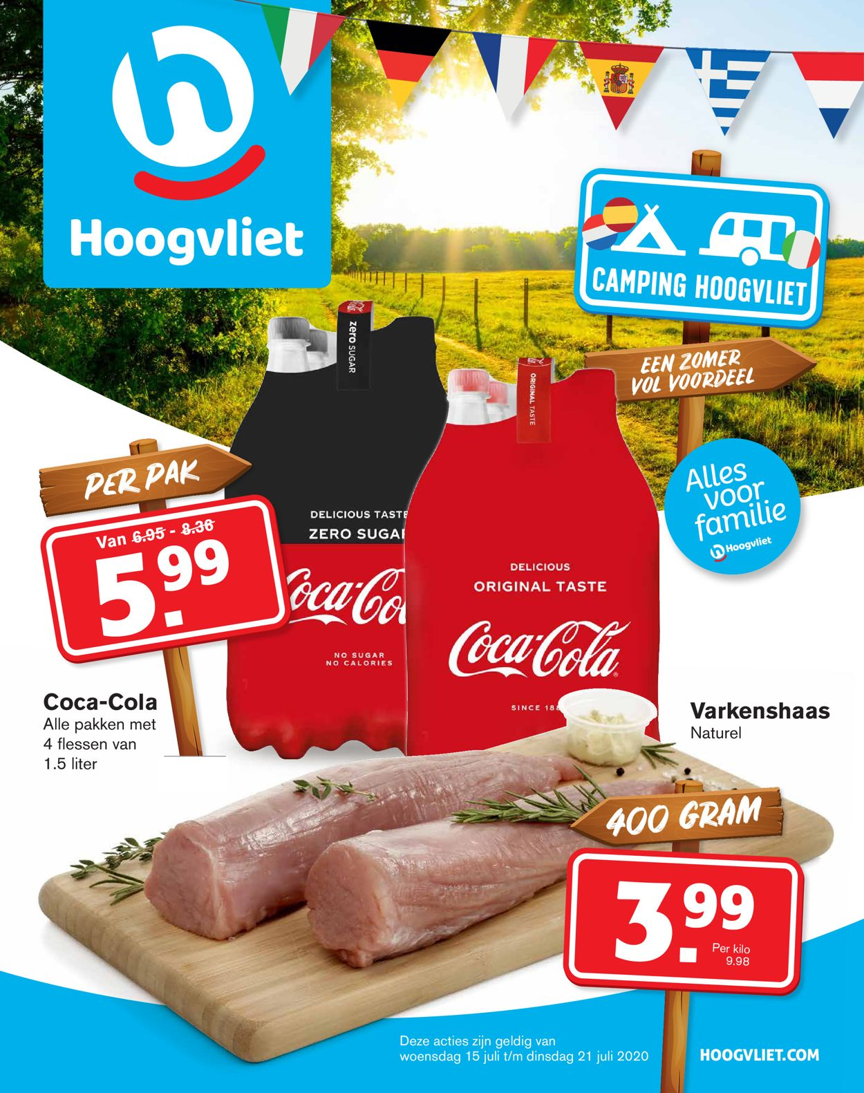Hoogvliet Folder - 15.07-21.07.2020