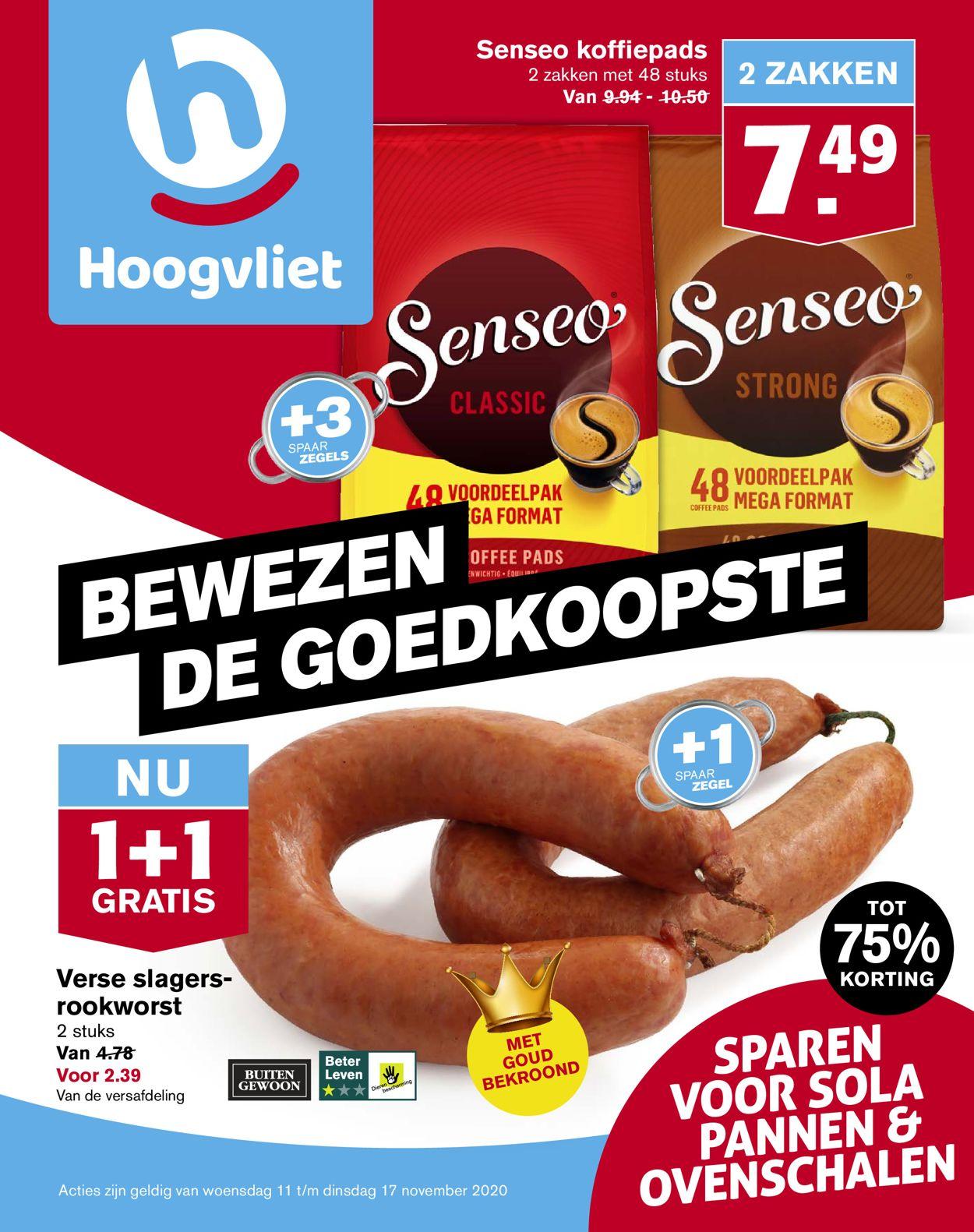 Hoogvliet Folder - 11.11-17.11.2020