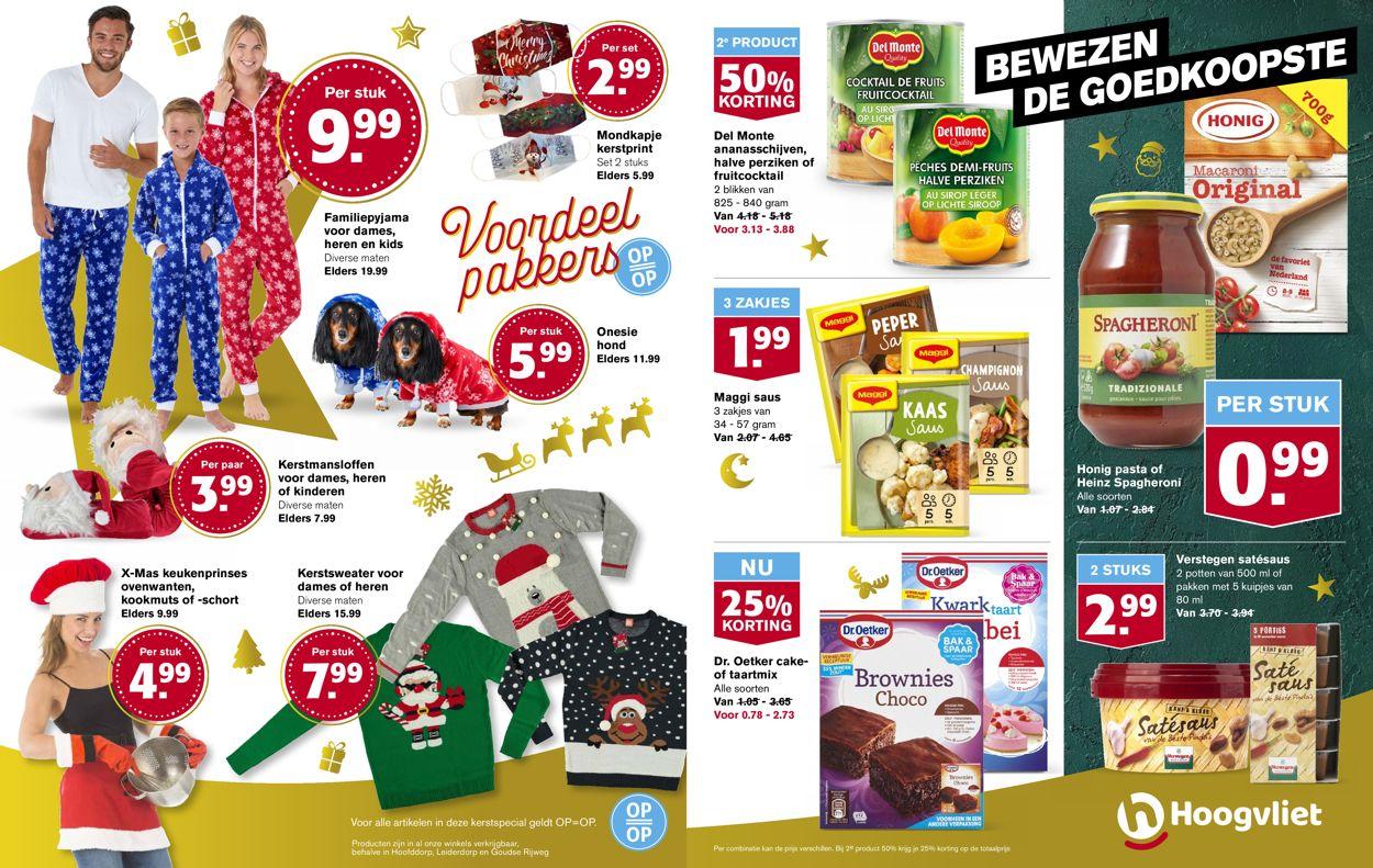 Hoogvliet kerstaanbieding 2020 Folder - 16.12-26.12.2020 (Pagina 12)