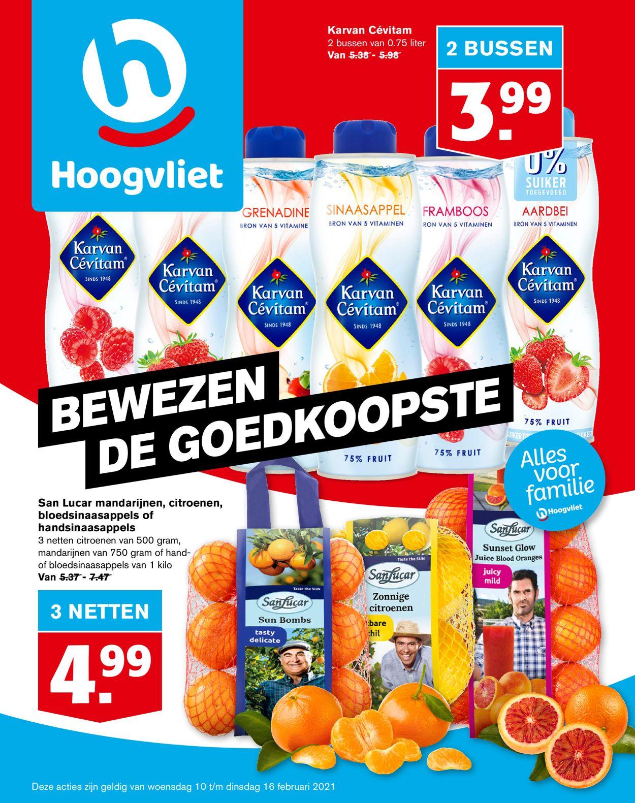 Hoogvliet Folder - 10.02-16.02.2021
