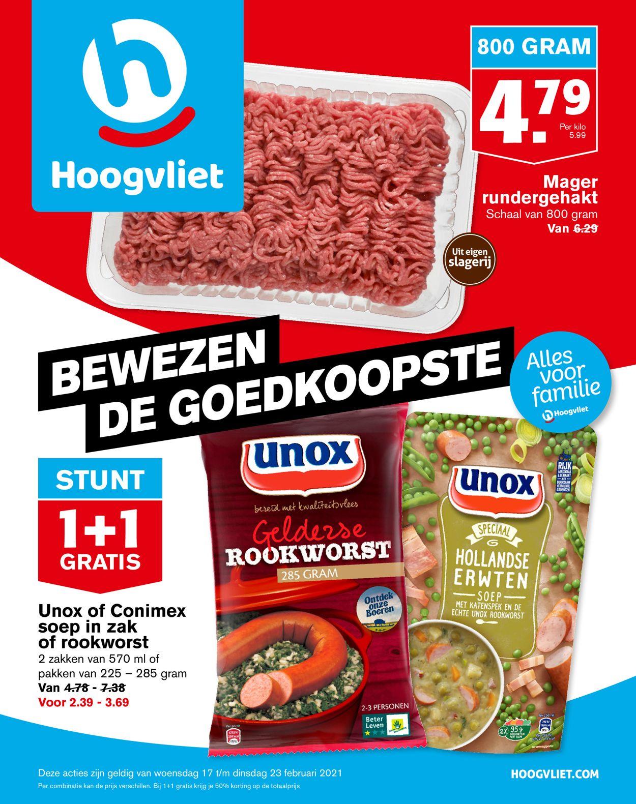 Hoogvliet Folder - 17.02-23.02.2021