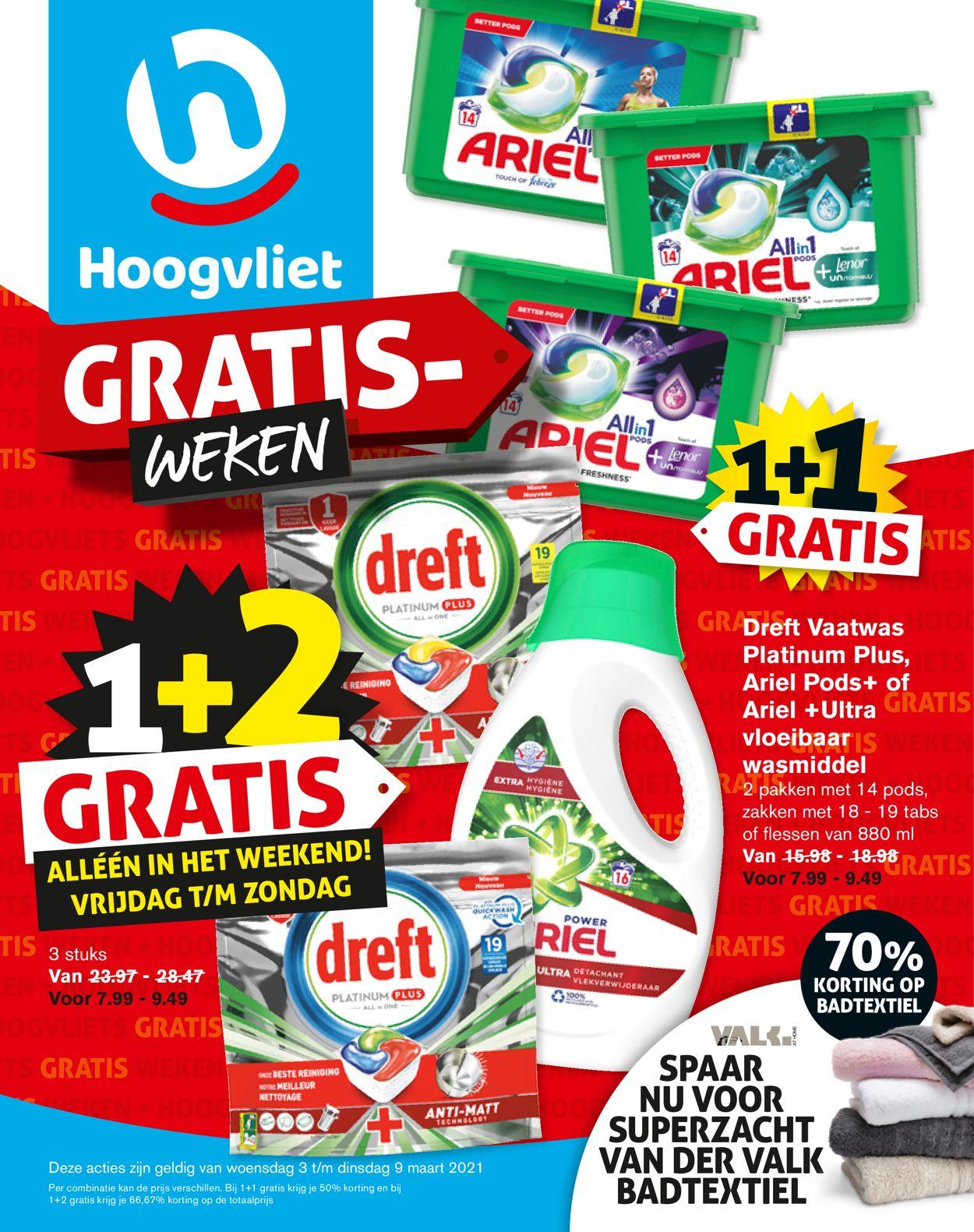 Hoogvliet Folder - 03.03-09.03.2021