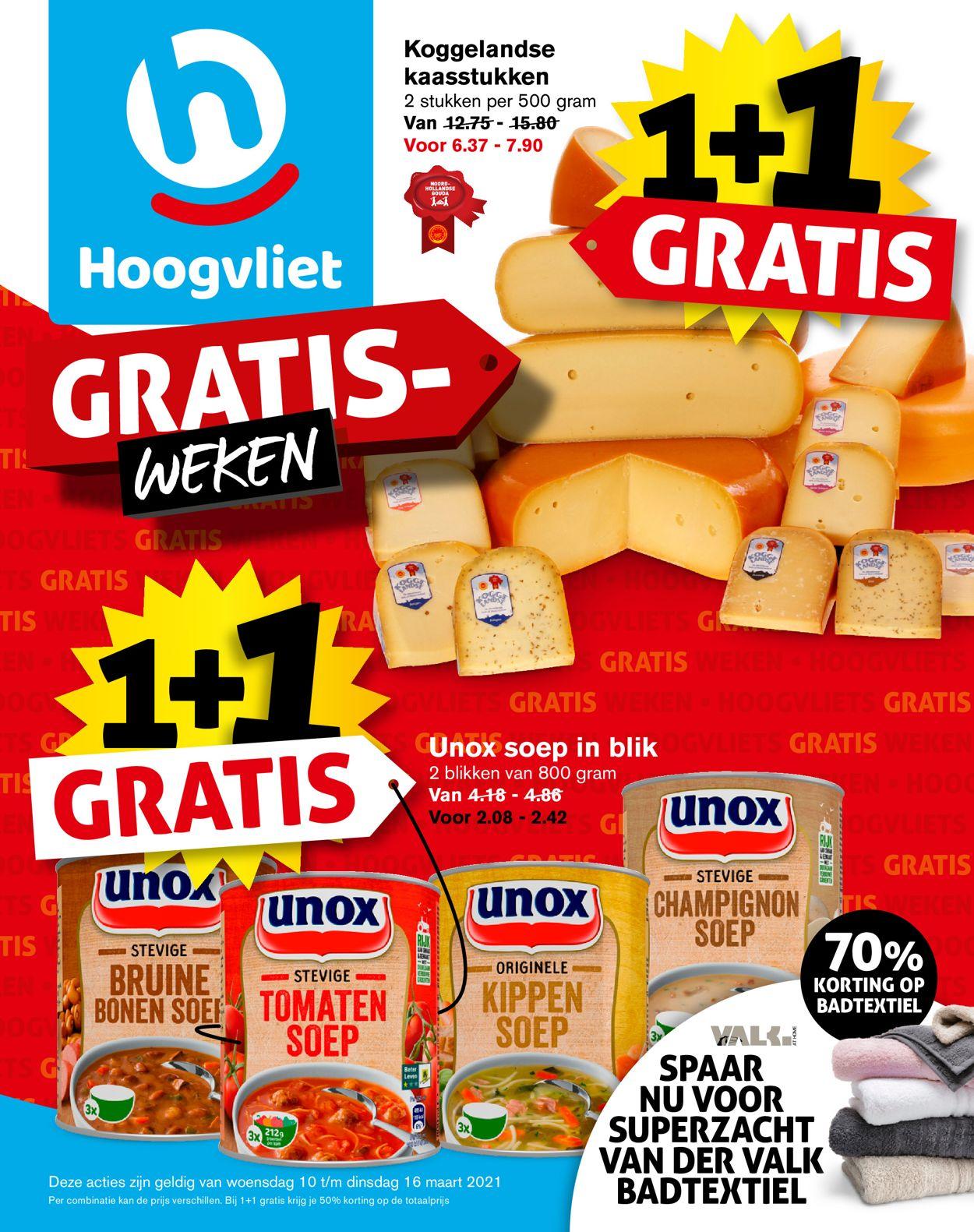 Hoogvliet Folder - 10.03-16.03.2021