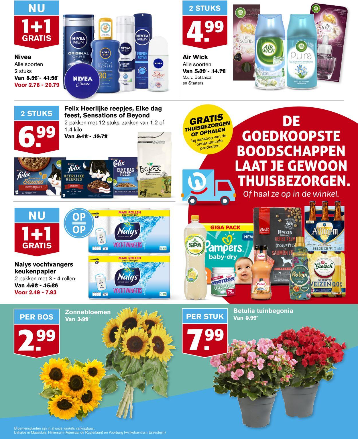 Hoogvliet Folder - 07.07-13.07.2021 (Pagina 21)