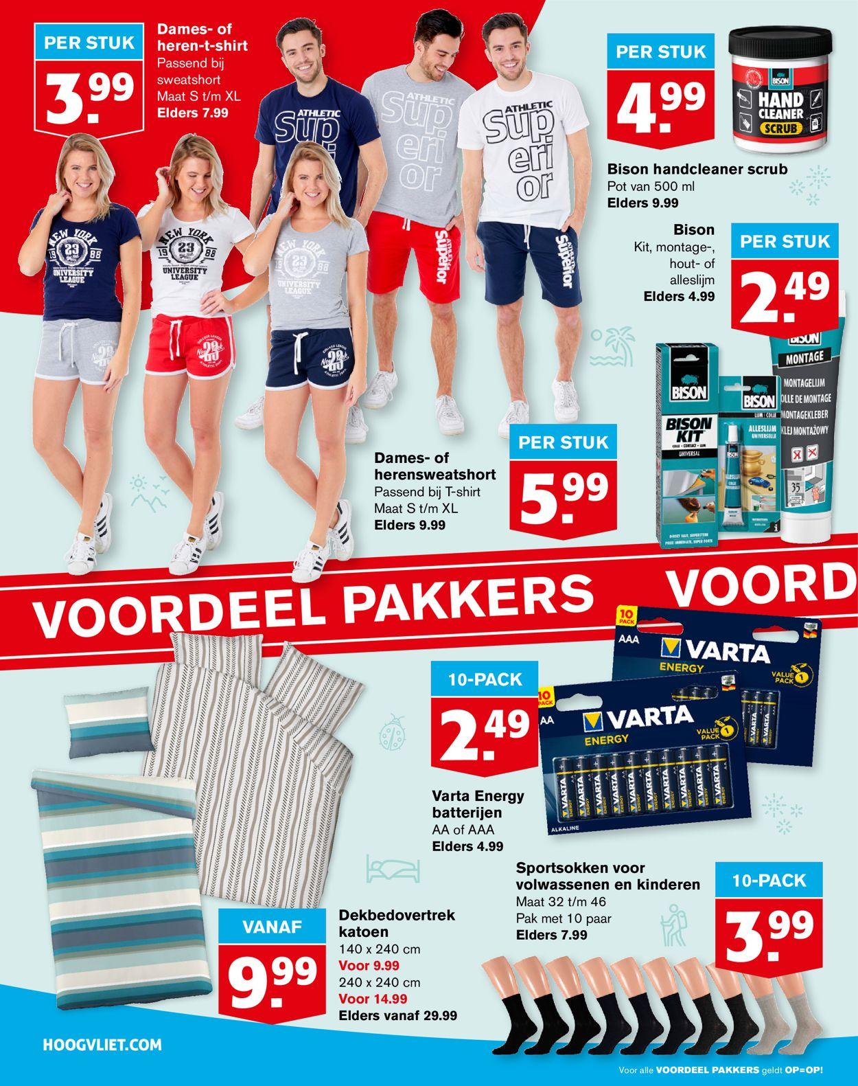 Hoogvliet Folder - 21.07-27.07.2021 (Pagina 22)