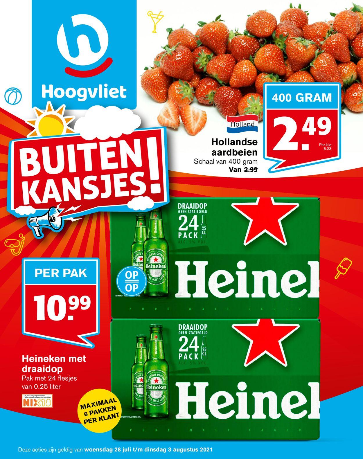 Hoogvliet Folder - 28.07-03.08.2021
