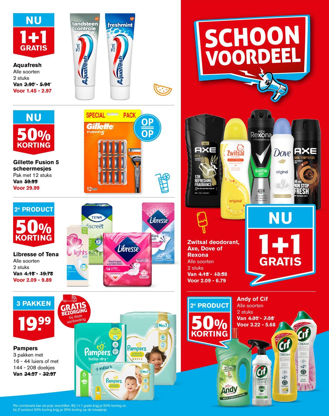 Hoogvliet Folder - 28.07-03.08.2021 (Pagina 25)