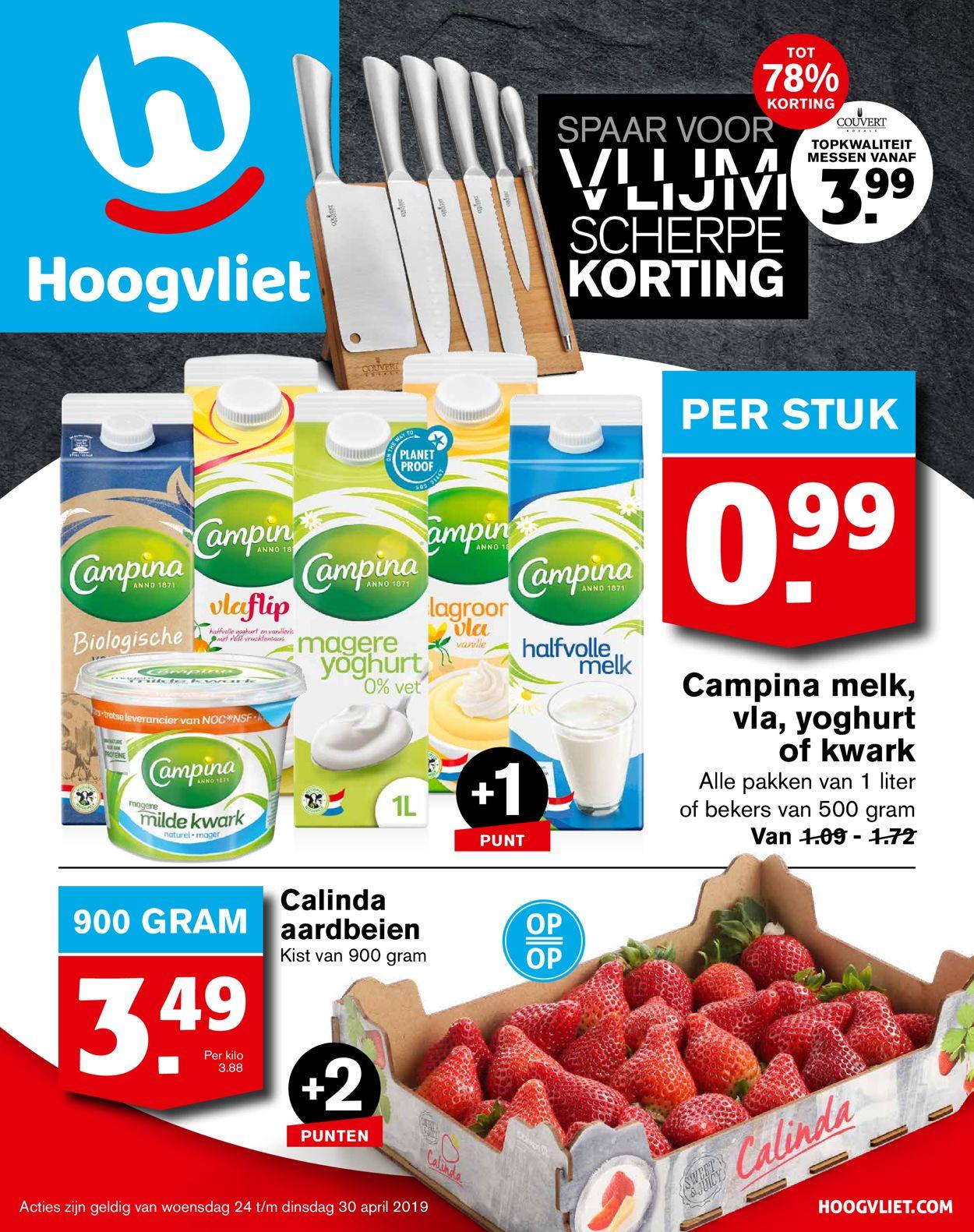 Hoogvliet Folder - 24.04-30.04.2019