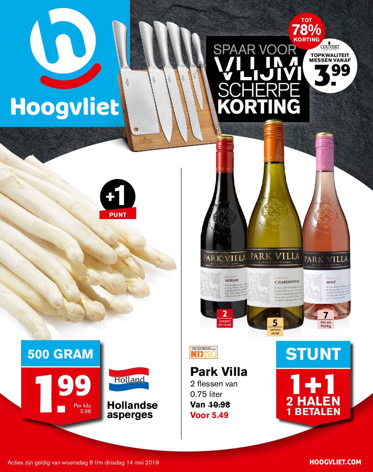 Hoogvliet Folder - 08.05-14.05.2019