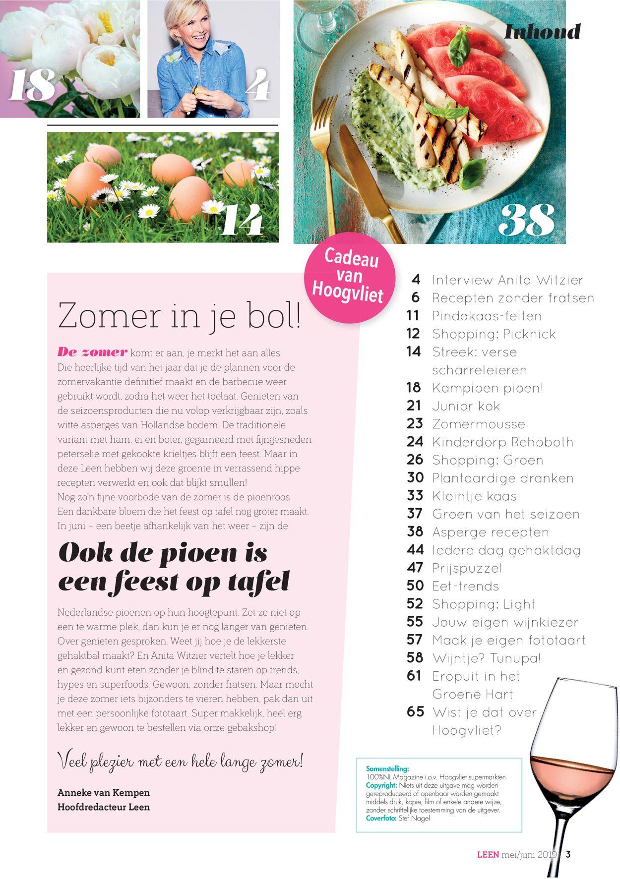 Hoogvliet Folder - 16.05-30.06.2019 (Pagina 3)