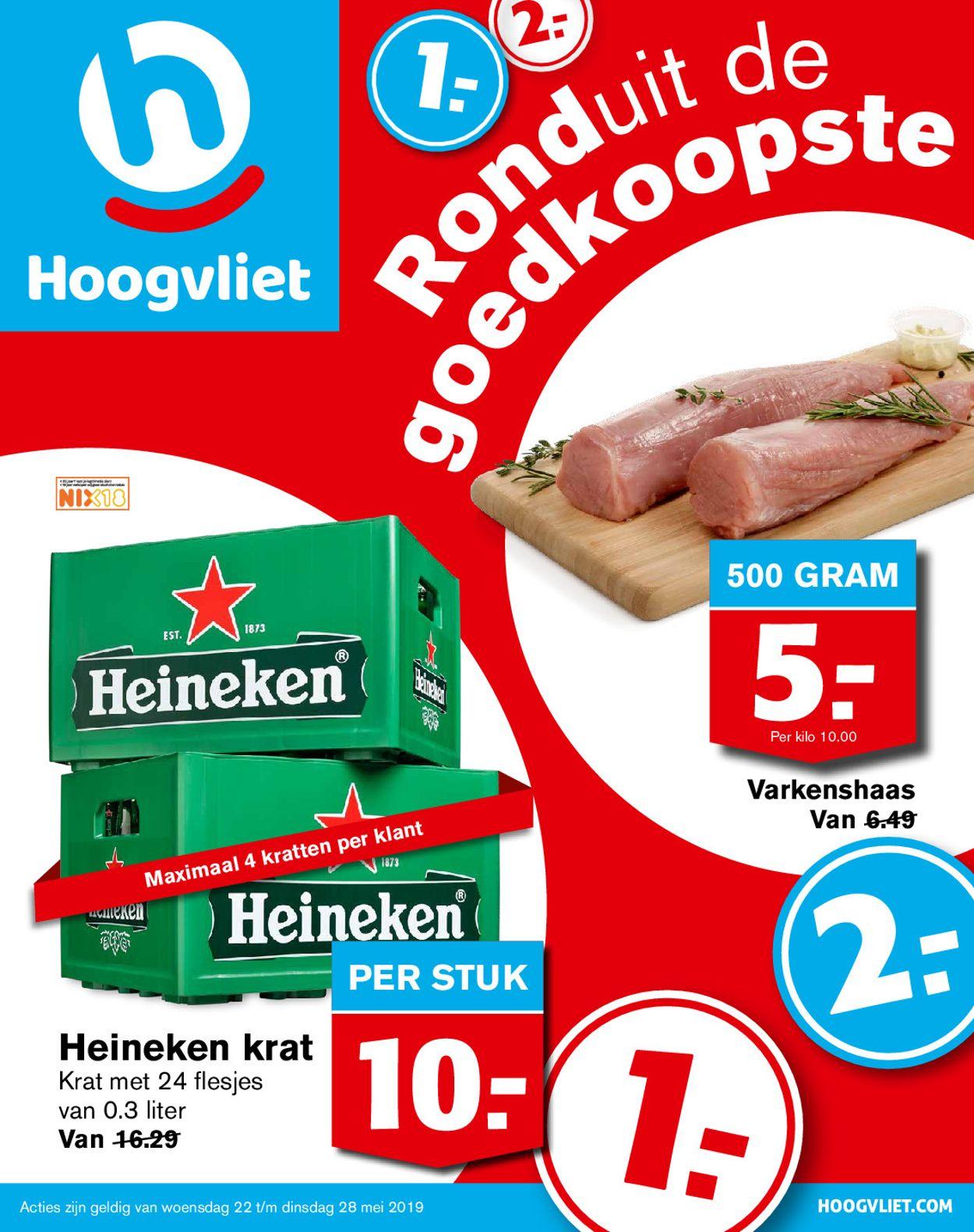 Hoogvliet Folder - 22.05-28.05.2019