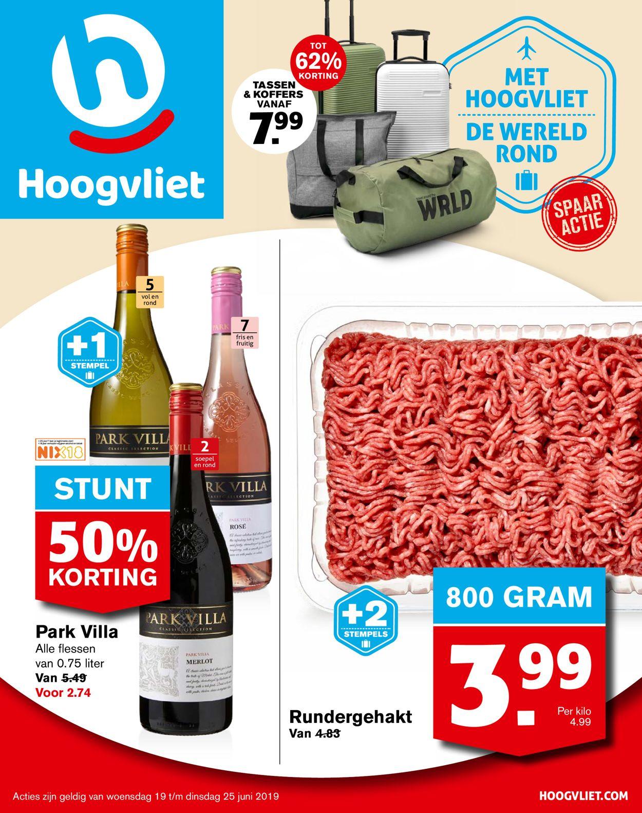 Hoogvliet Folder - 19.06-25.06.2019