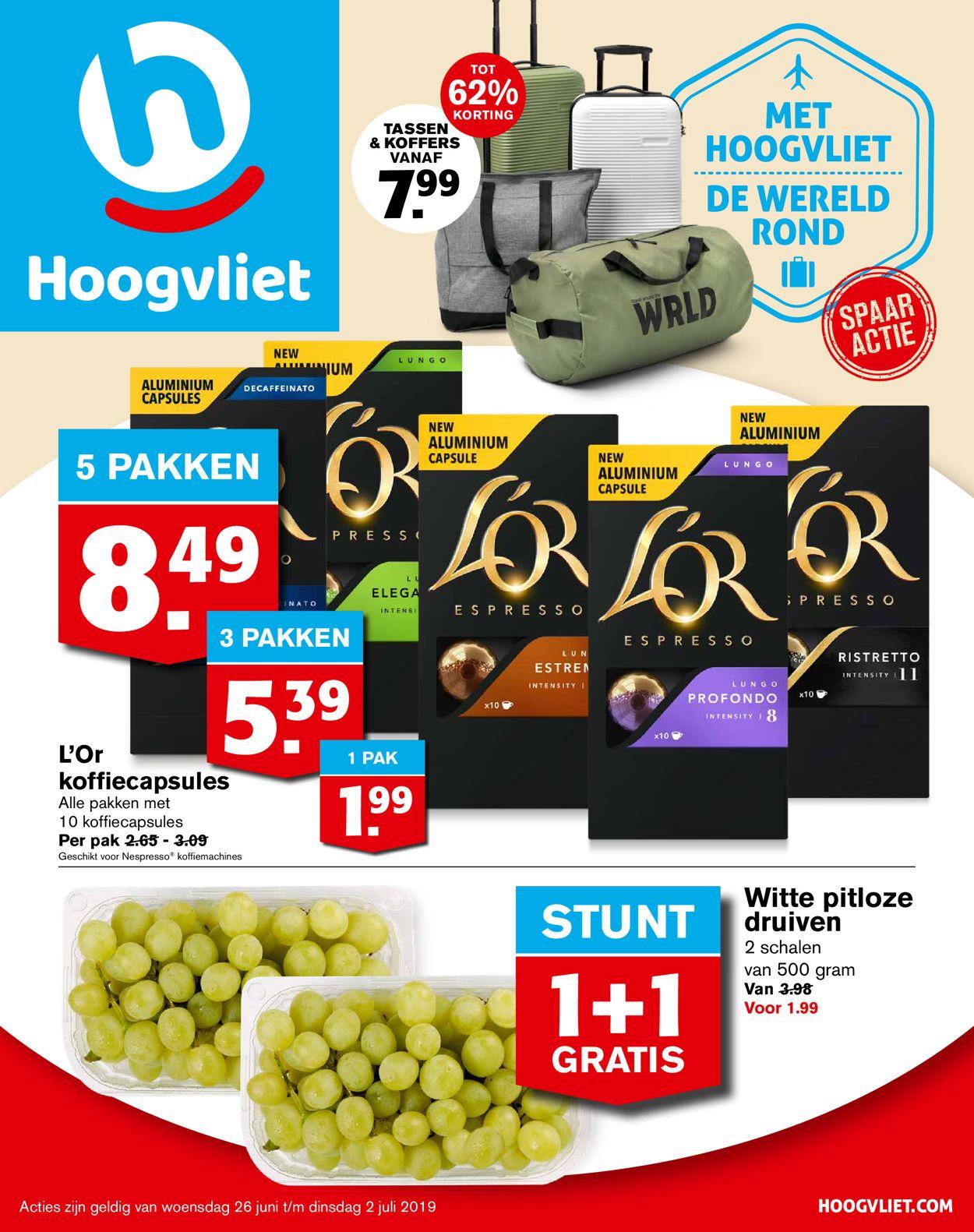 Hoogvliet Folder - 26.06-02.07.2019