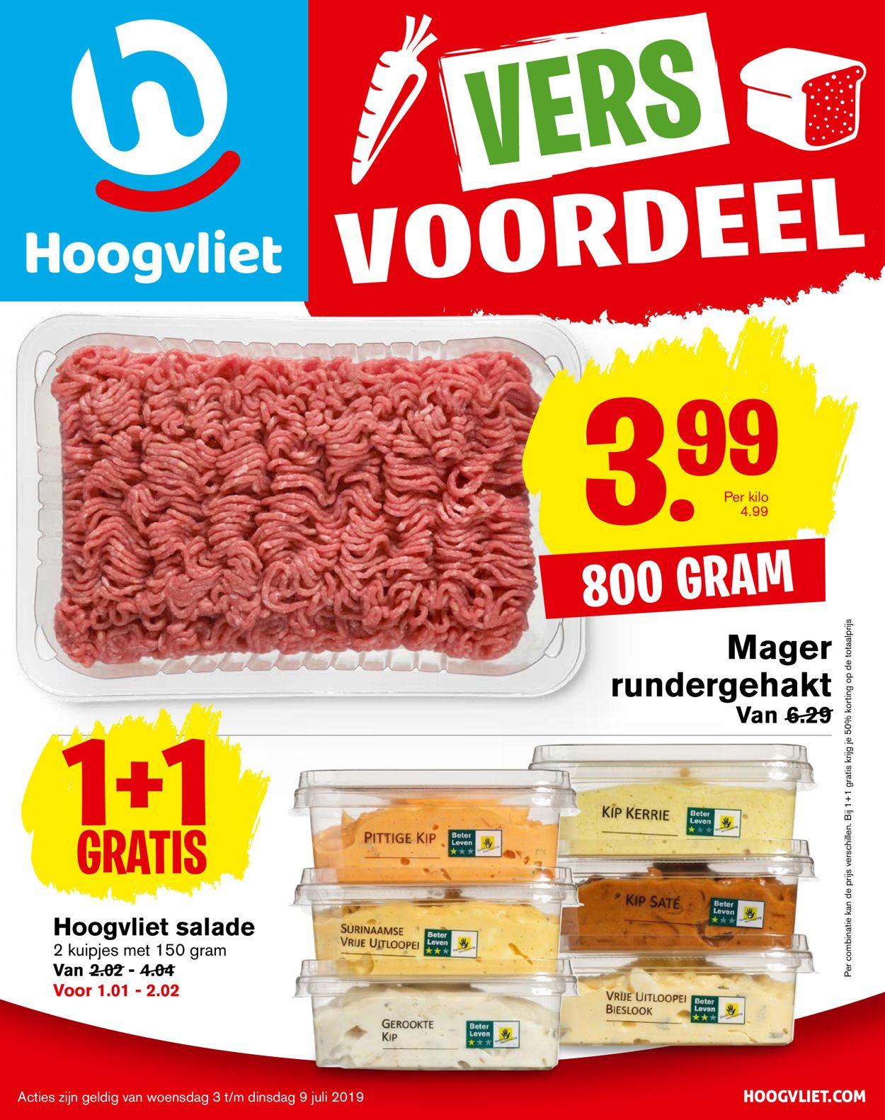 Hoogvliet Folder - 03.07-09.07.2019