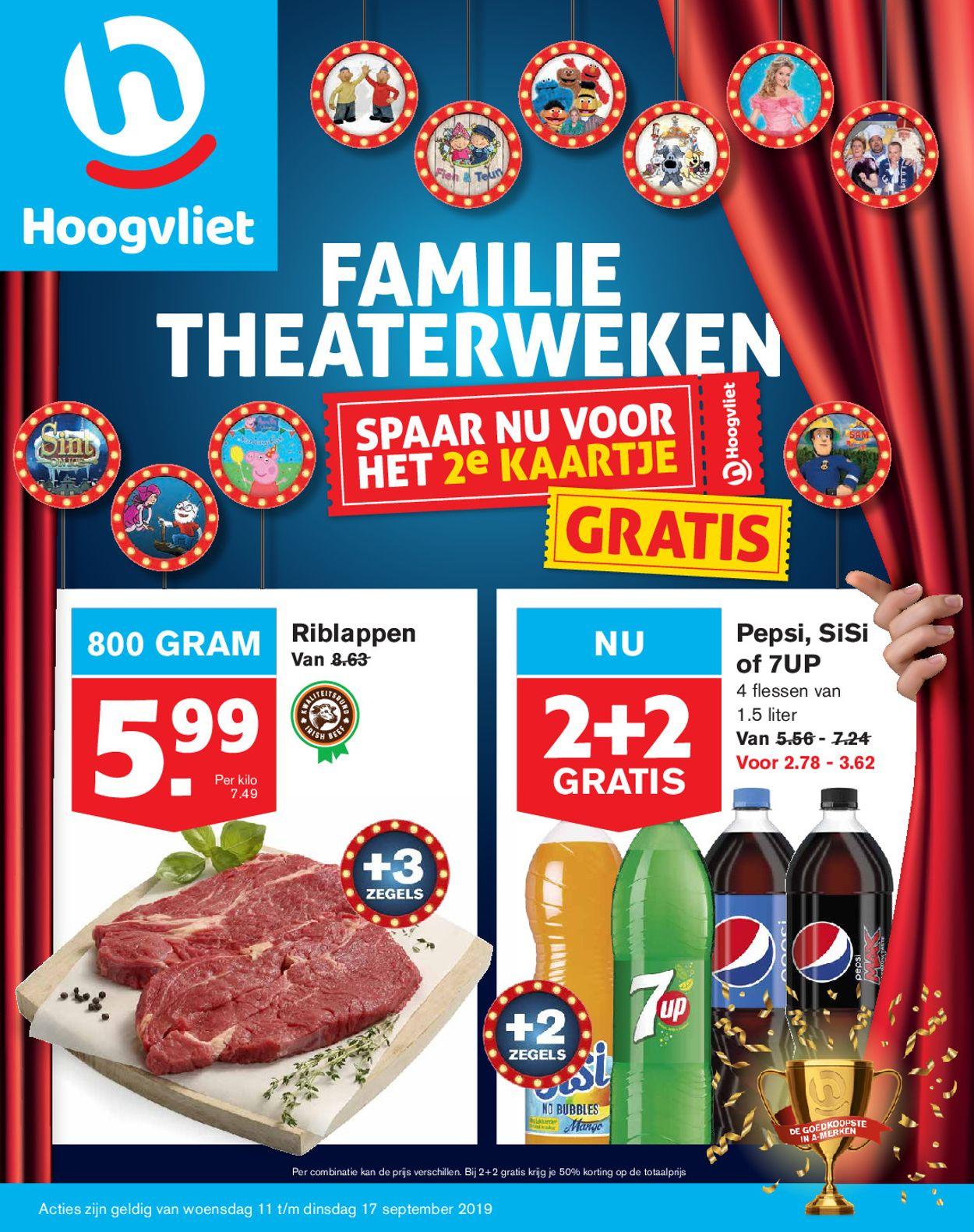 Hoogvliet Folder - 11.09-17.09.2019