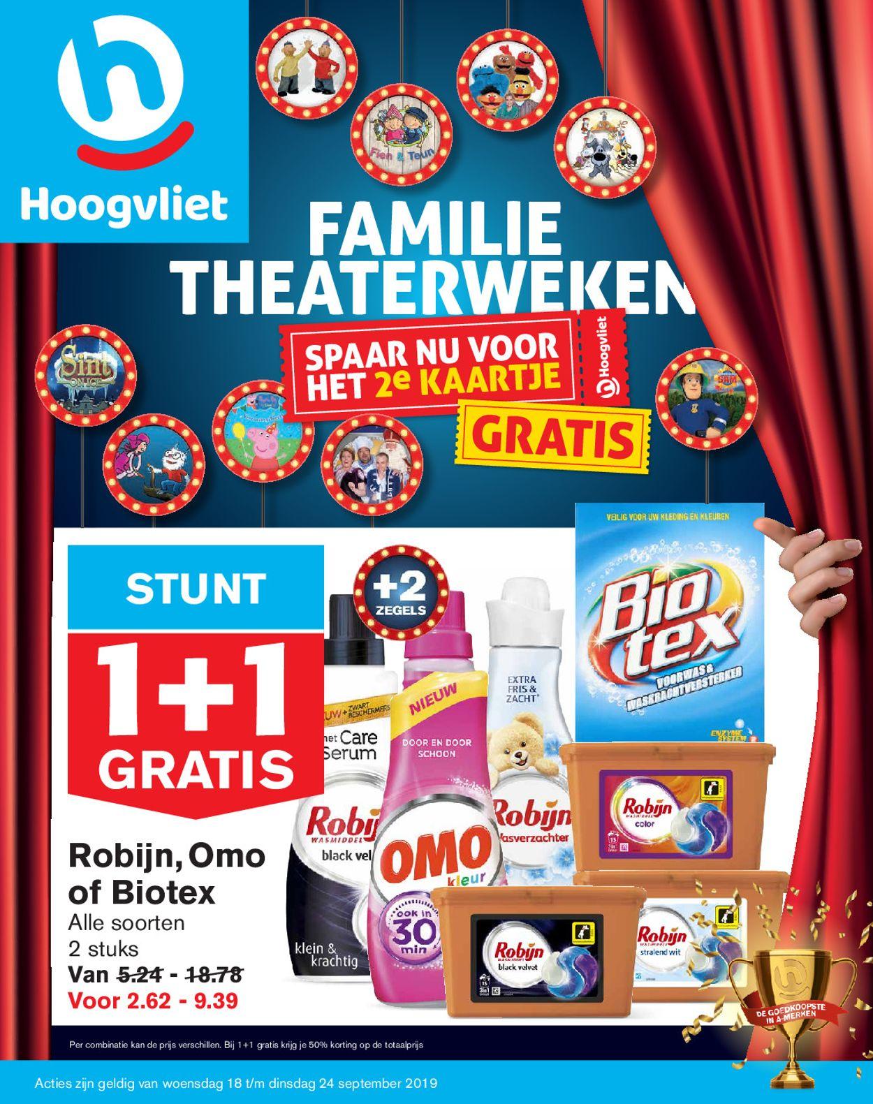 Hoogvliet Folder - 18.09-24.09.2019