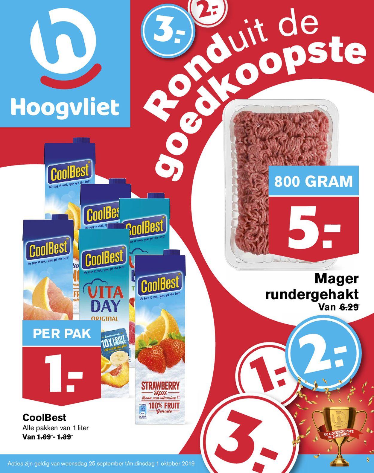 Hoogvliet Folder - 25.09-01.10.2019
