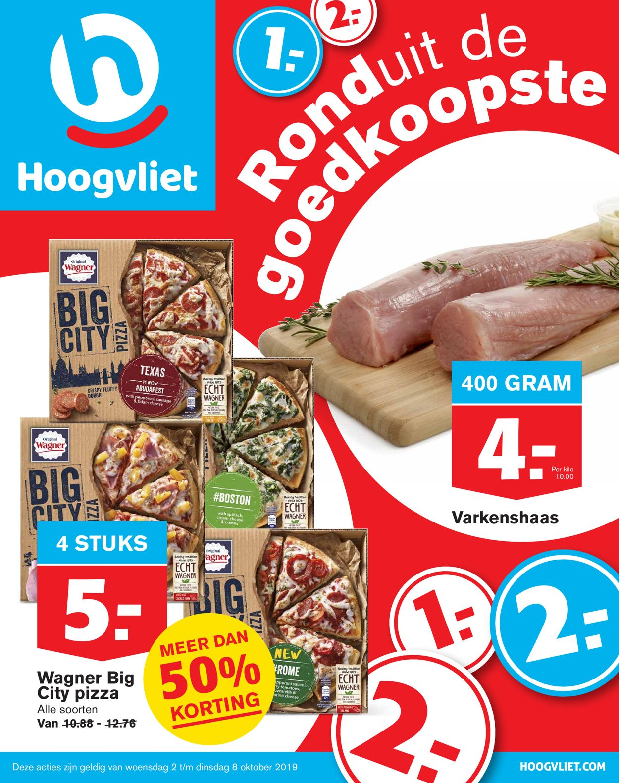 Hoogvliet Folder - 02.10-08.10.2019