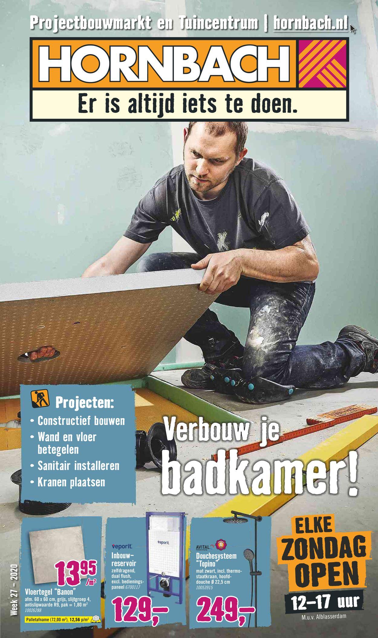 Hornbach Folder - 01.07-07.07.2020
