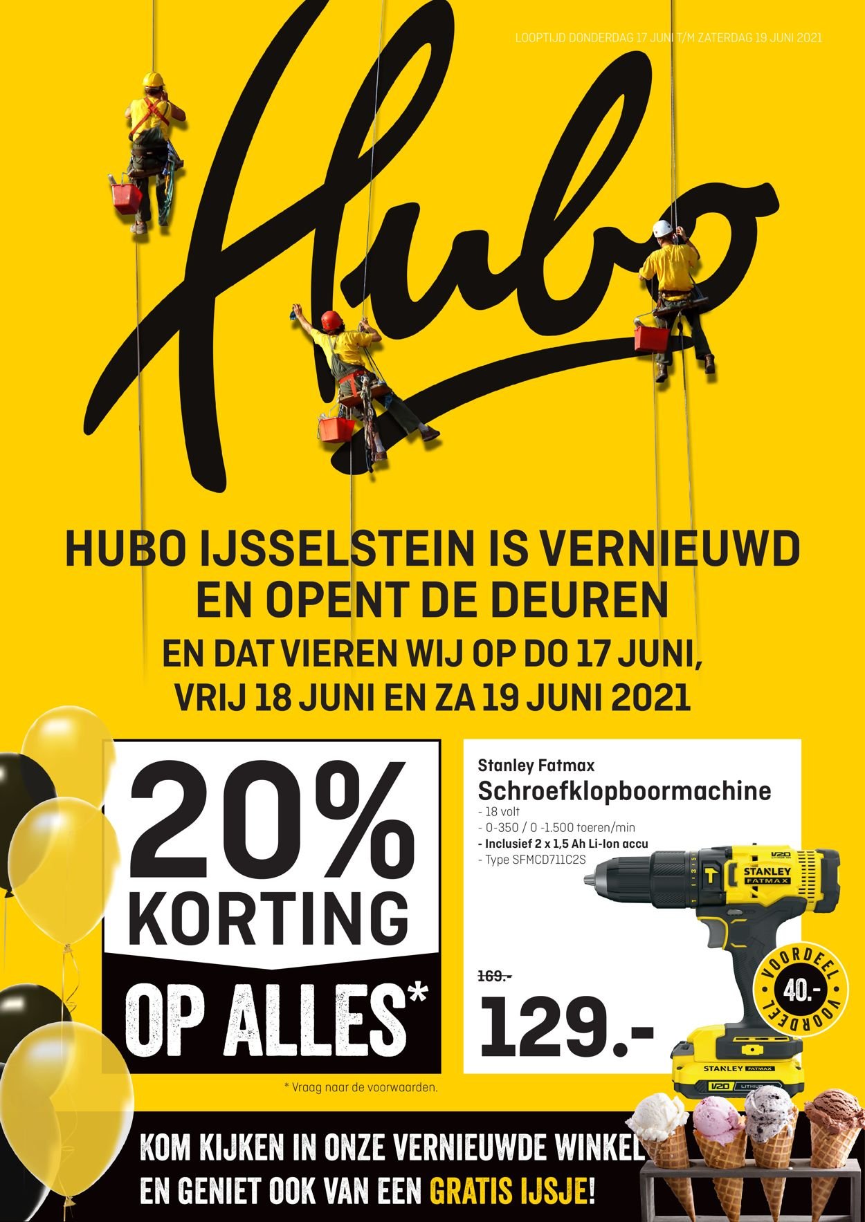Hubo Folder - 18.06-19.07.2021