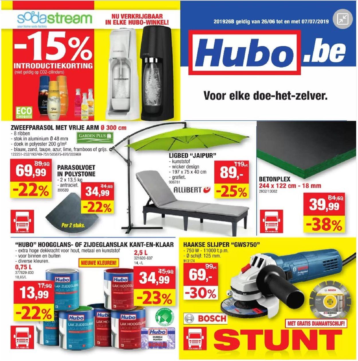 Hubo Folder - 26.06-07.07.2019