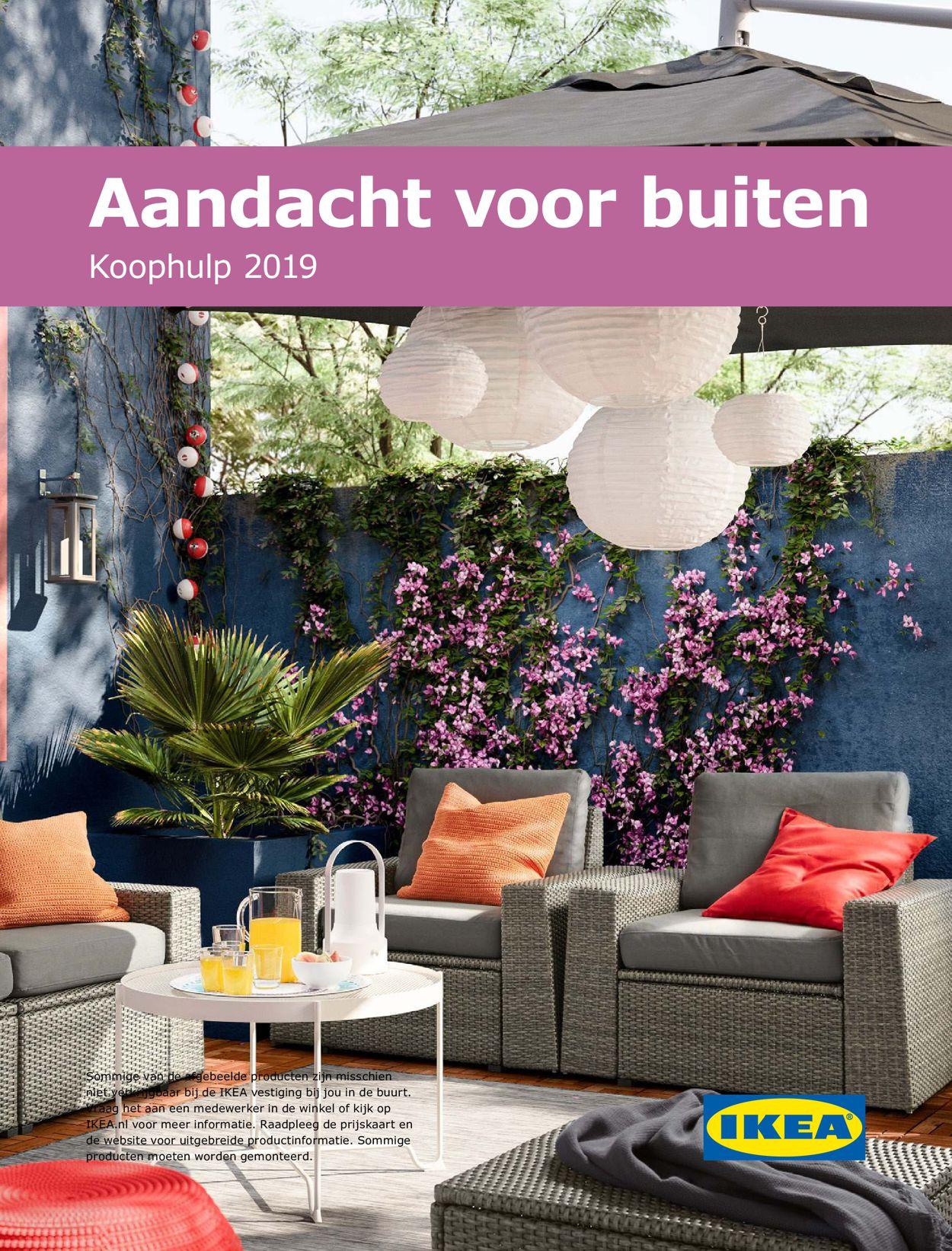 IKEA Folder - 25.03-31.08.2019