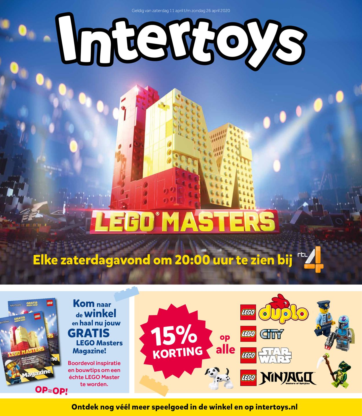 Intertoys Folder - 11.04-26.04.2020