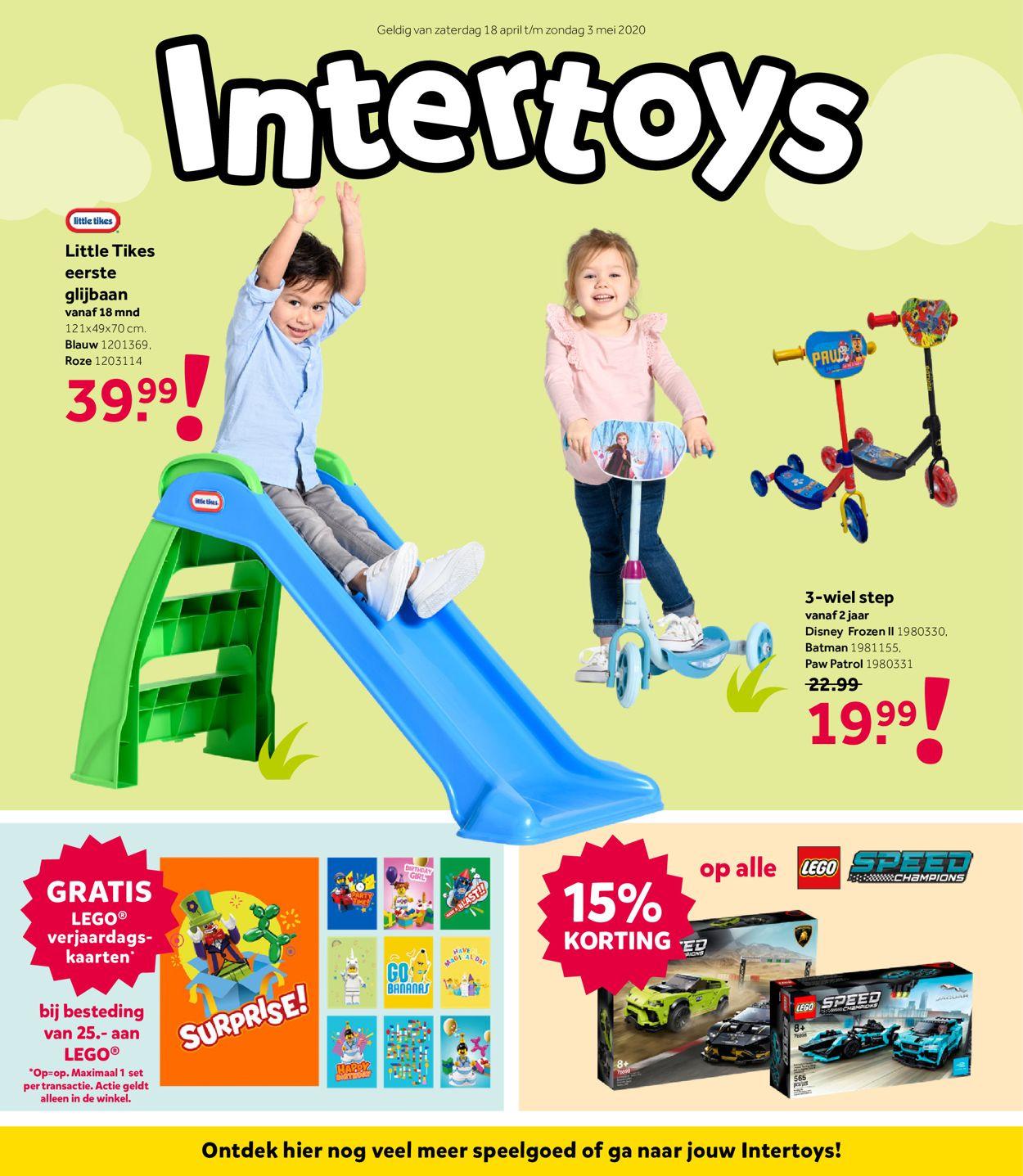 Intertoys Folder - 18.04-03.05.2020