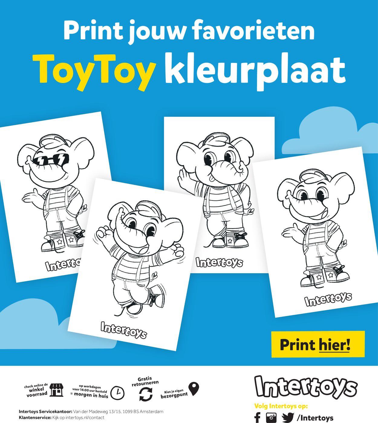 Intertoys Folder - 04.05-06.06.2020 (Pagina 16)
