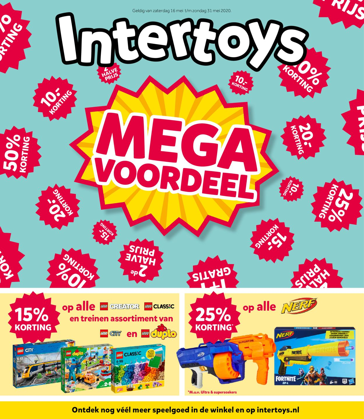 Intertoys Folder - 16.05-31.05.2020