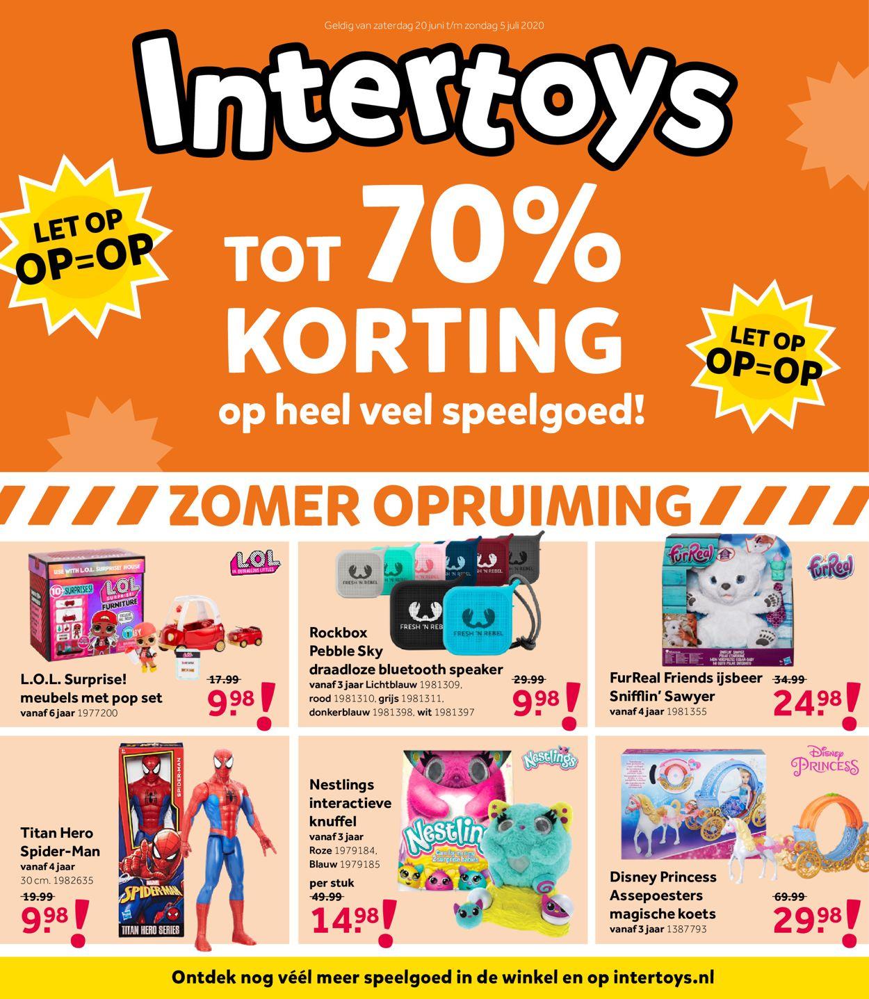 Intertoys Folder - 20.06-05.07.2020